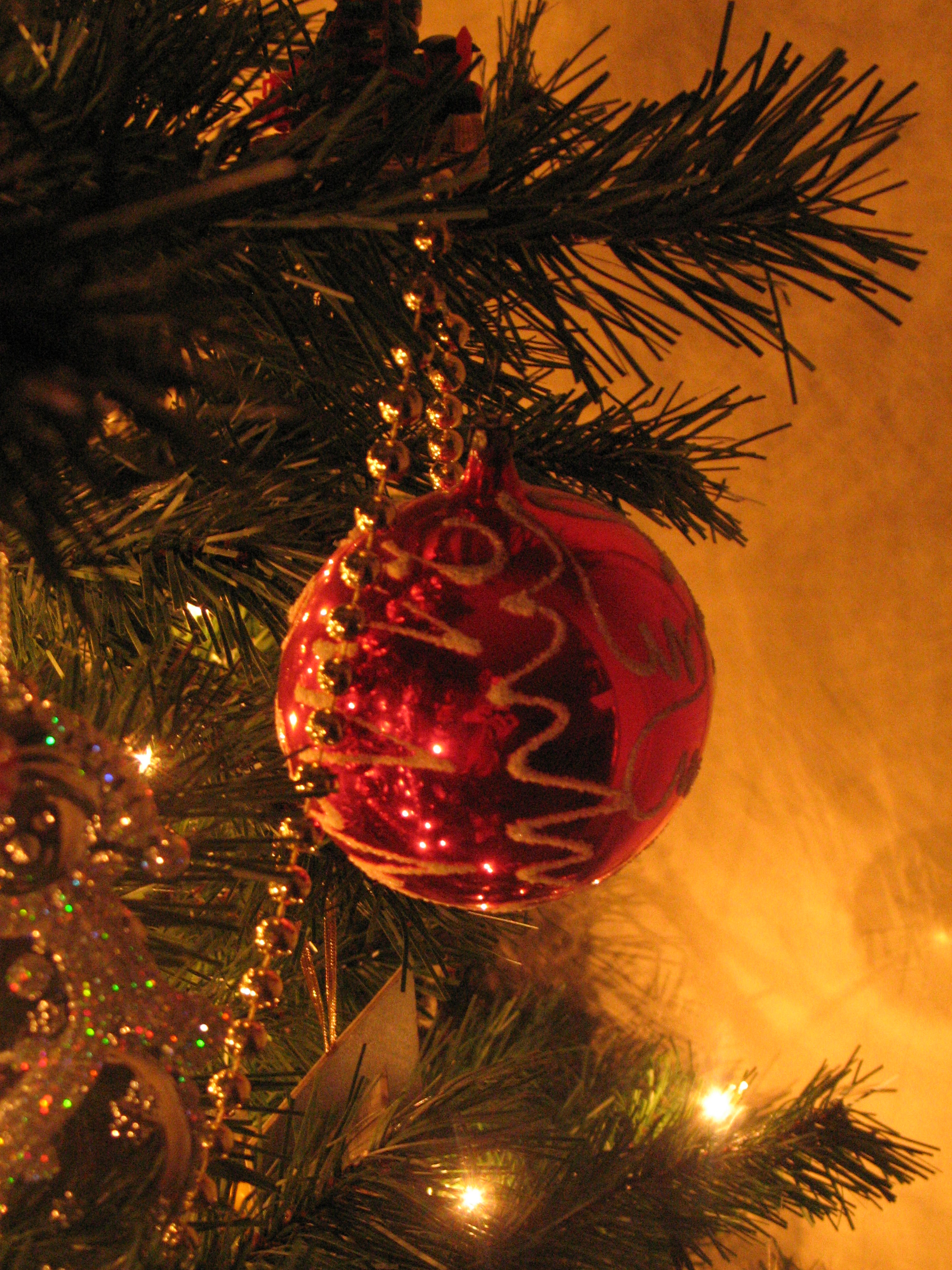 Christmas, Ball, Bspo07, Celebrate, Glow, HQ Photo