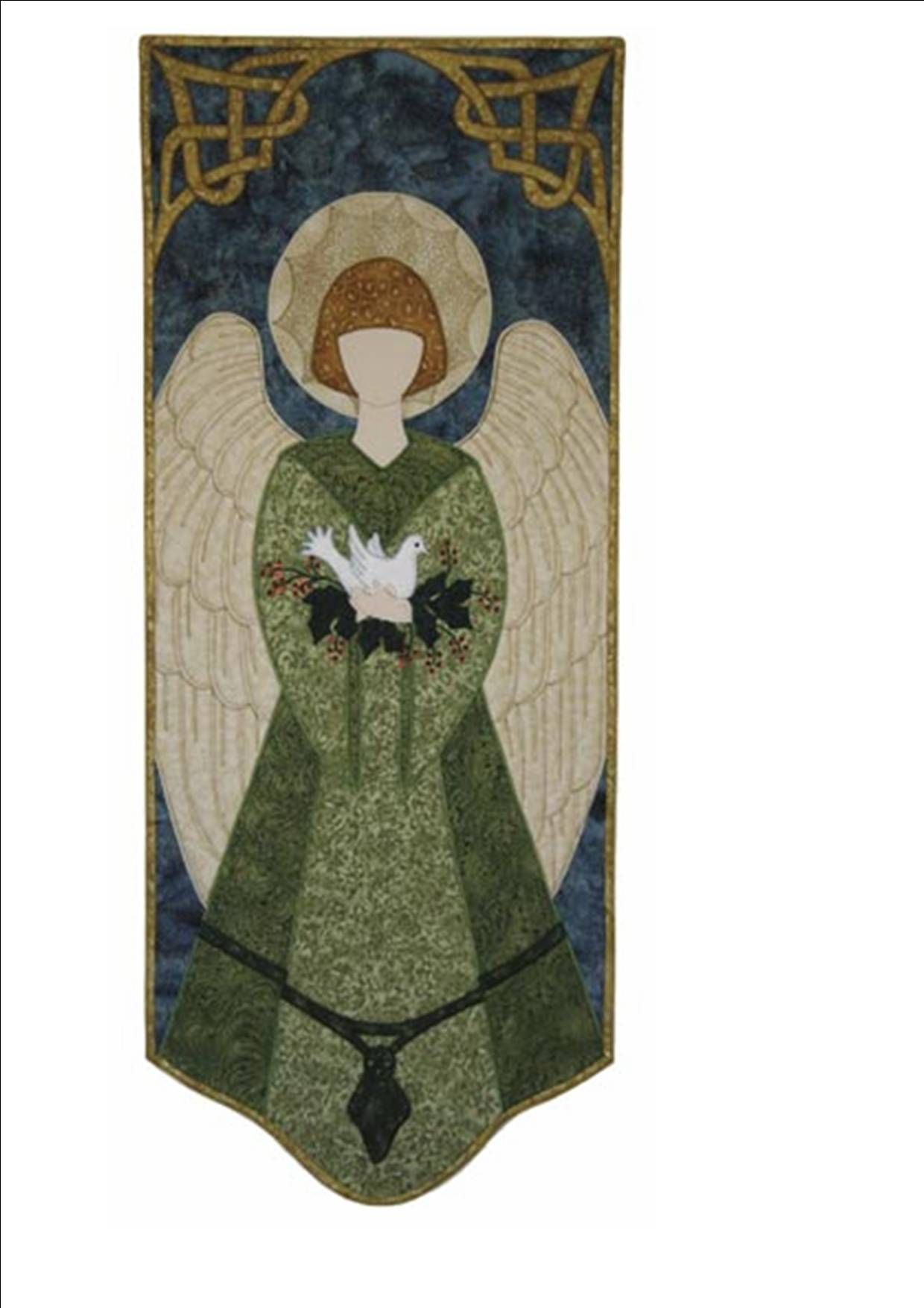Angel idea for church banner | worship Banners | Pinterest | Church ...