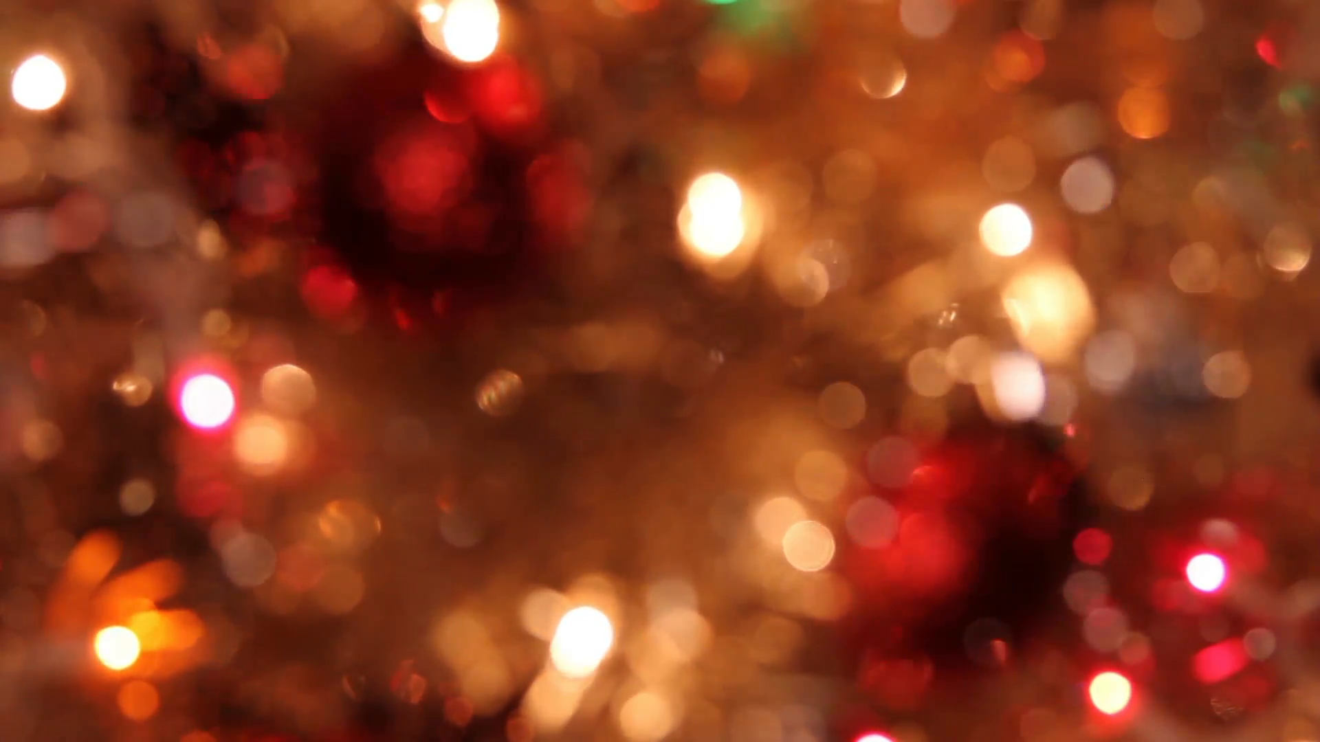 Abstract Christmas background with light effects Stock Video Footage ...
