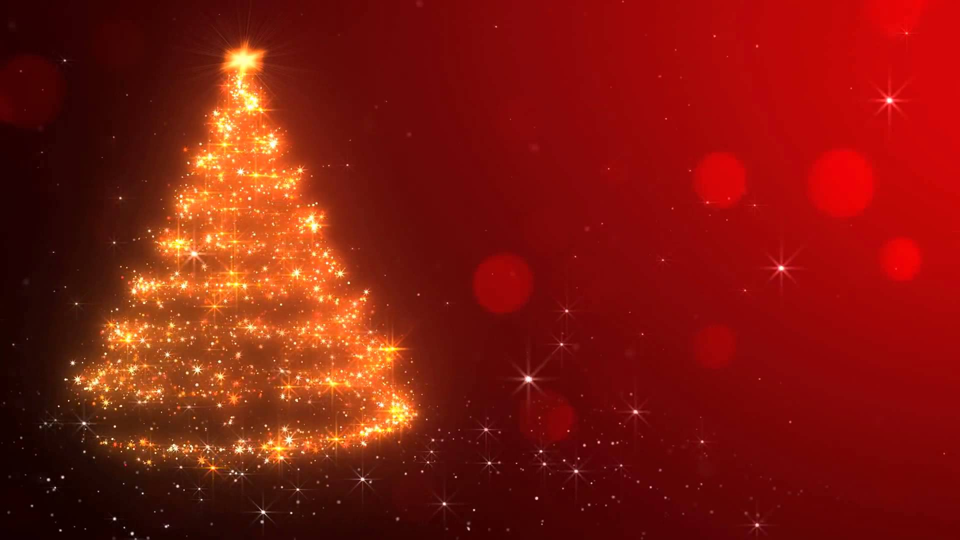 Merry Christmas Video Background HD - YouTube