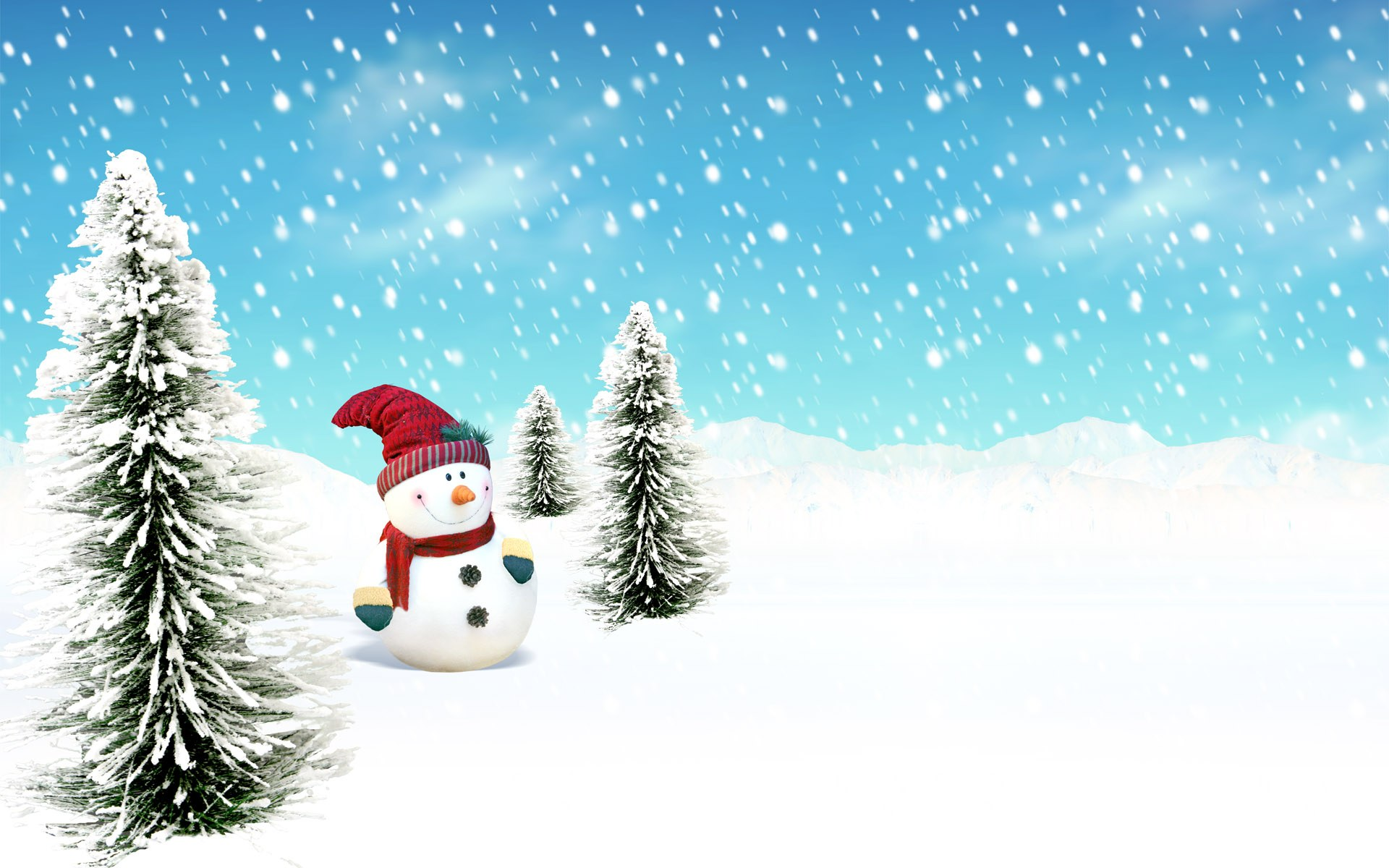 Christmas Background HD Desktop Wallpaper 16304 - Baltana
