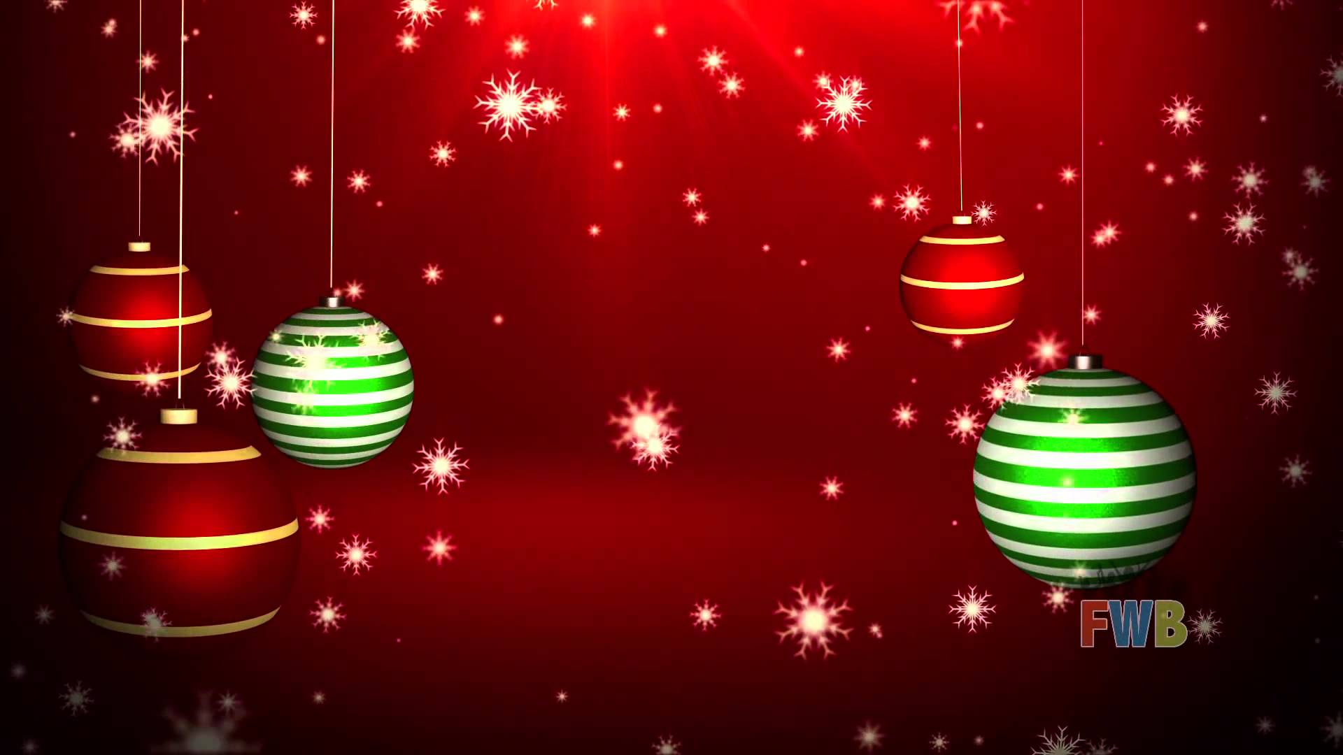 Christmas Background Video HD - YouTube