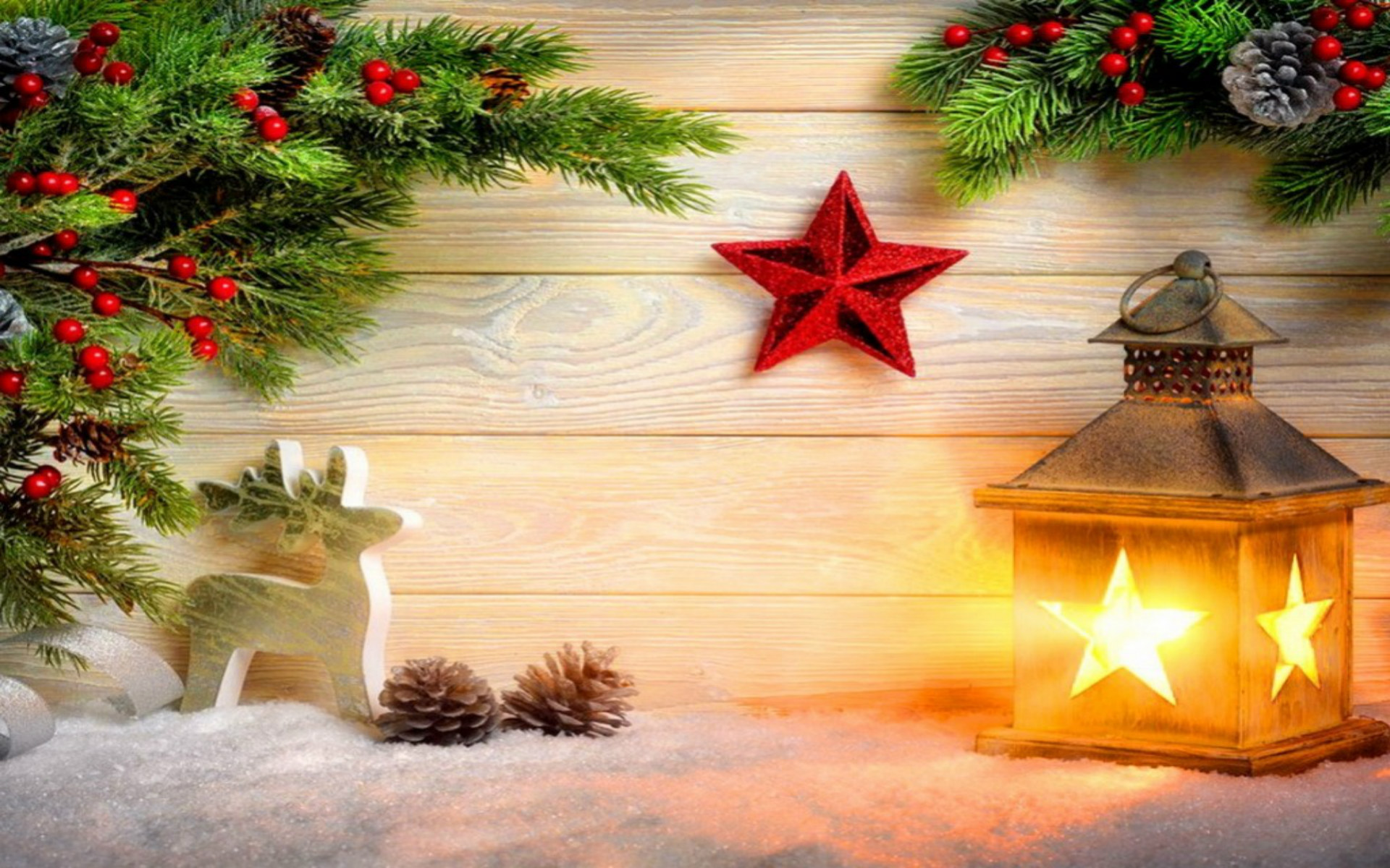 Free photo: Christmas Background - Newyear, Lights, Winter - Free ...