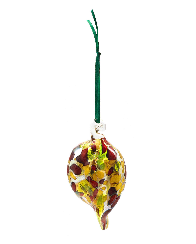 Christmas ball - Valletta Glass
