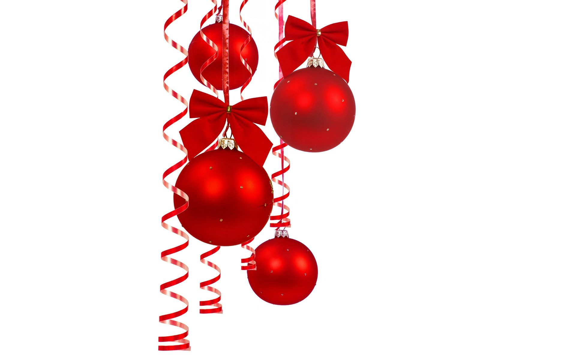 christmas pictures | Colorful Christmas Balls Christmas Baubles ...
