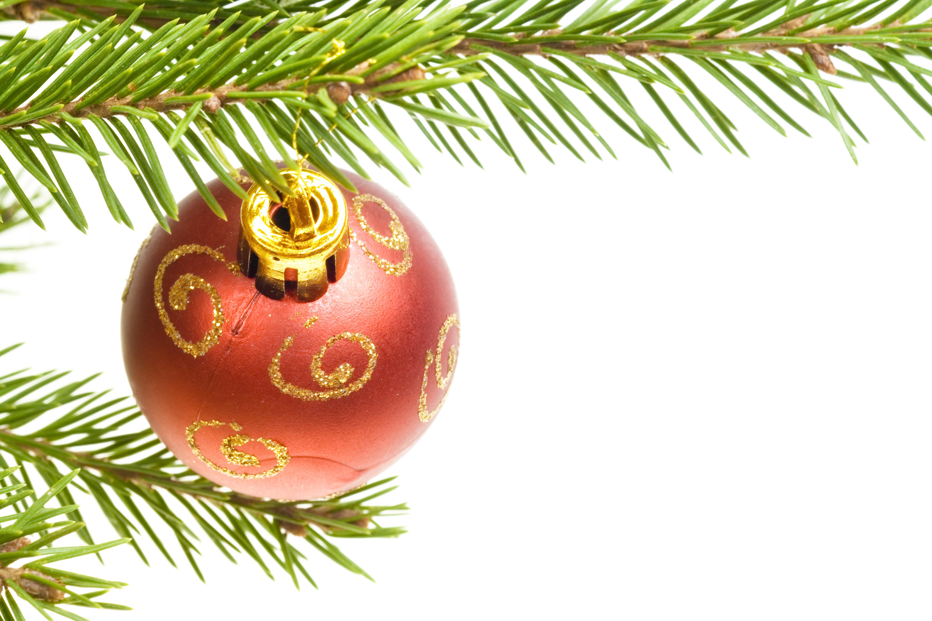 Christmas ball, Year, Merry, Xmas, Winter, HQ Photo