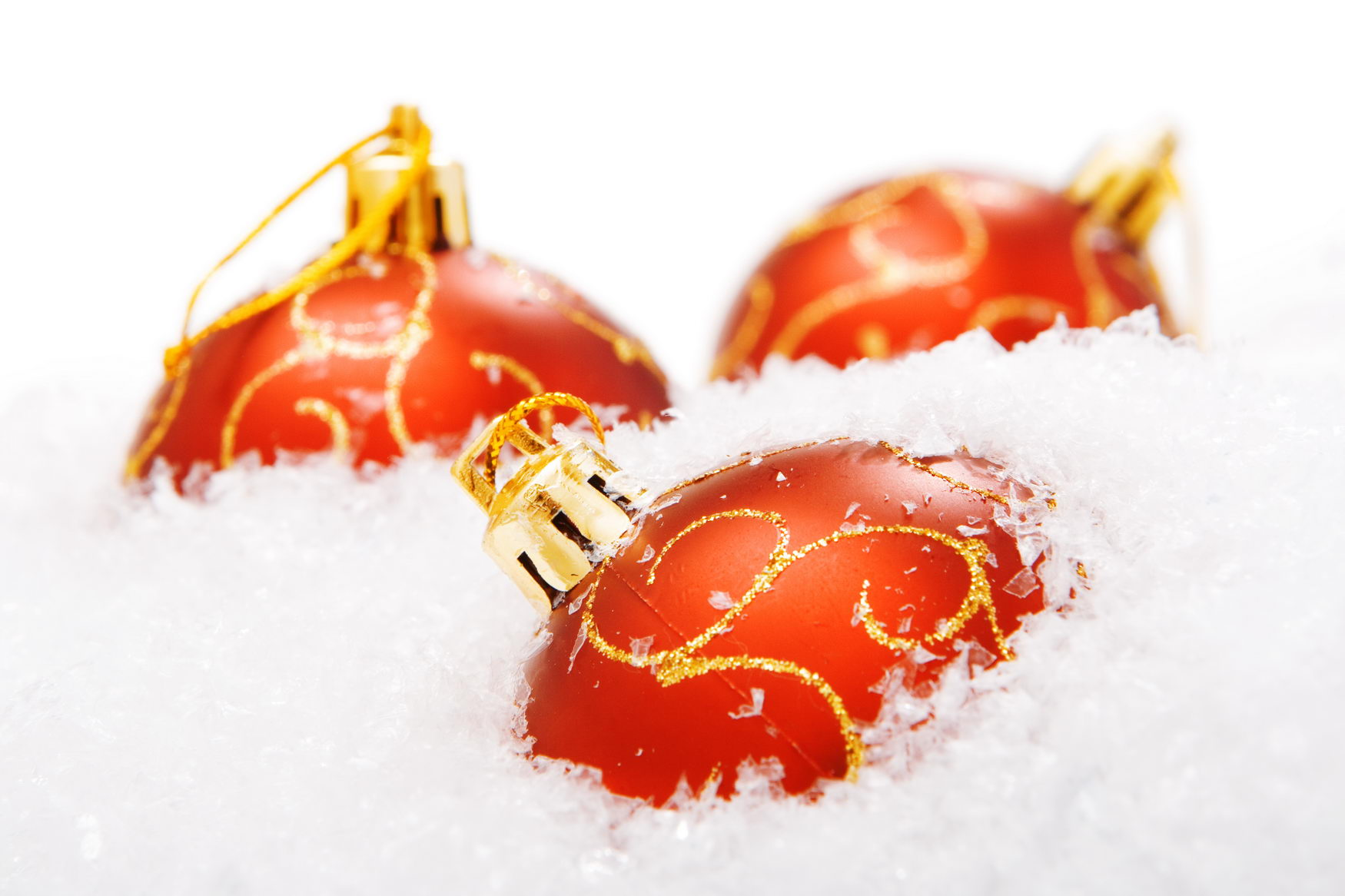 Christmas balls, Backdrop, Shape, New, Object, HQ Photo