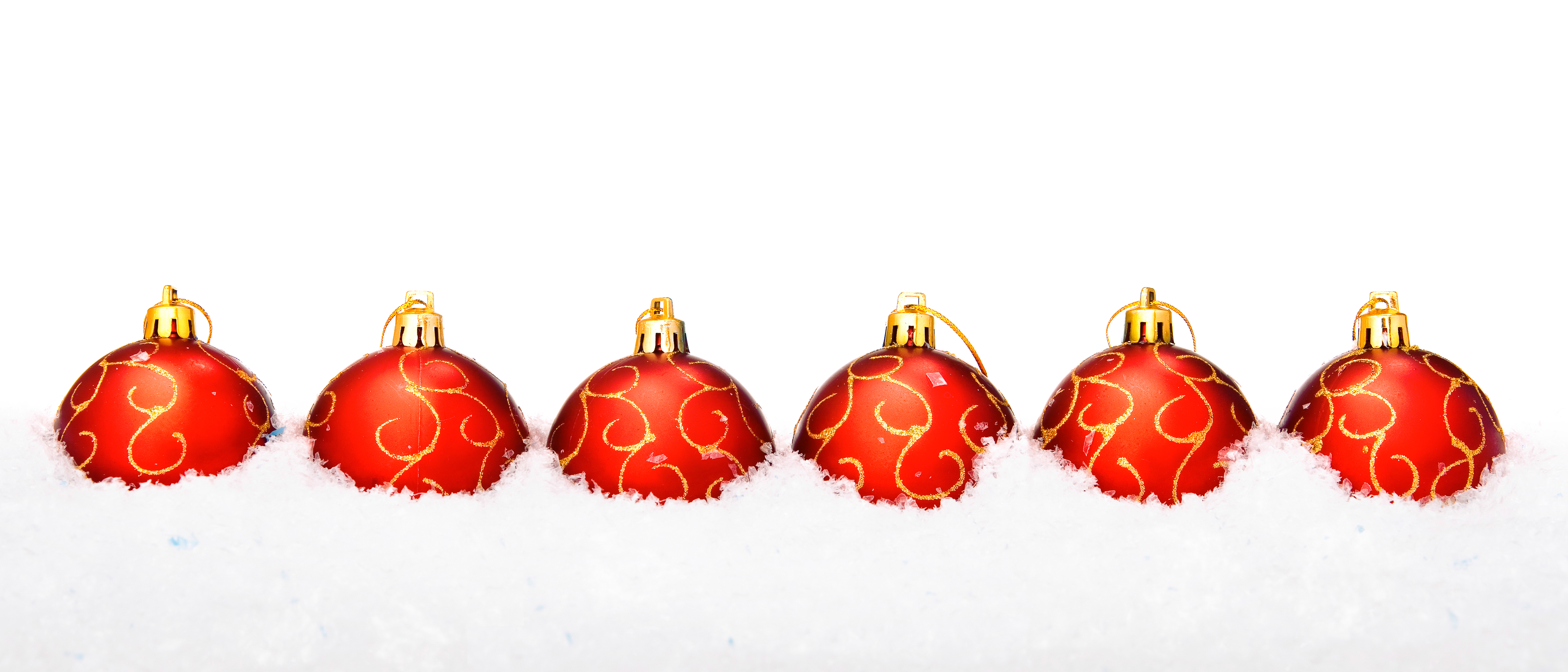 christmas balls, Year, Decorative, Xmas, White, HQ Photo