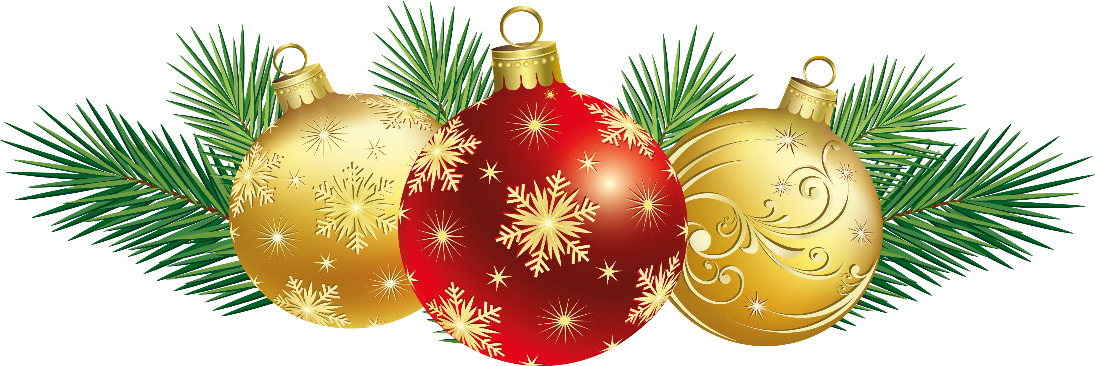 Christmas Balls Decoration PNG Clipart | Gallery Yopriceville ...