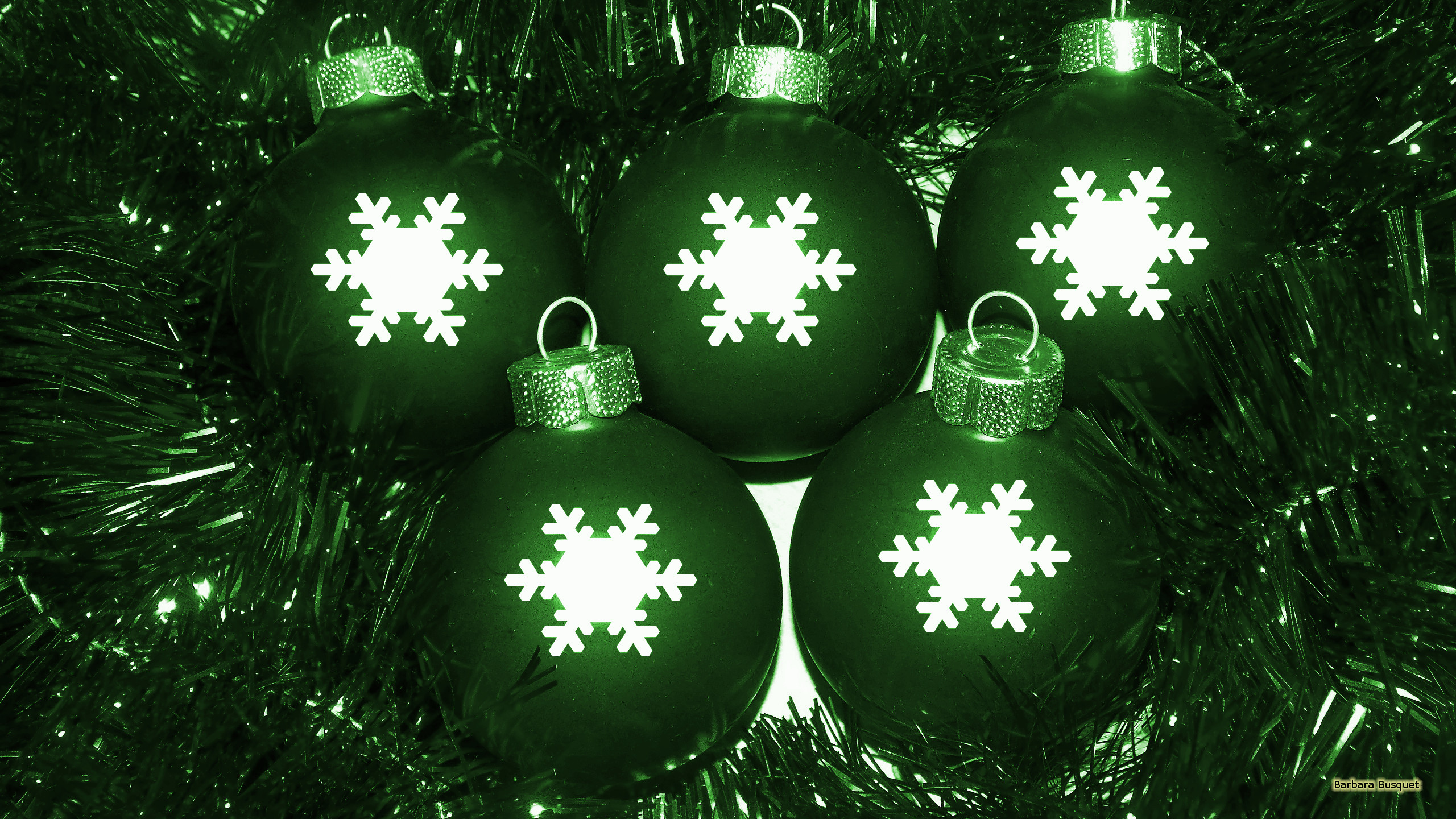 Christmas Balls - Barbaras HD Wallpapers