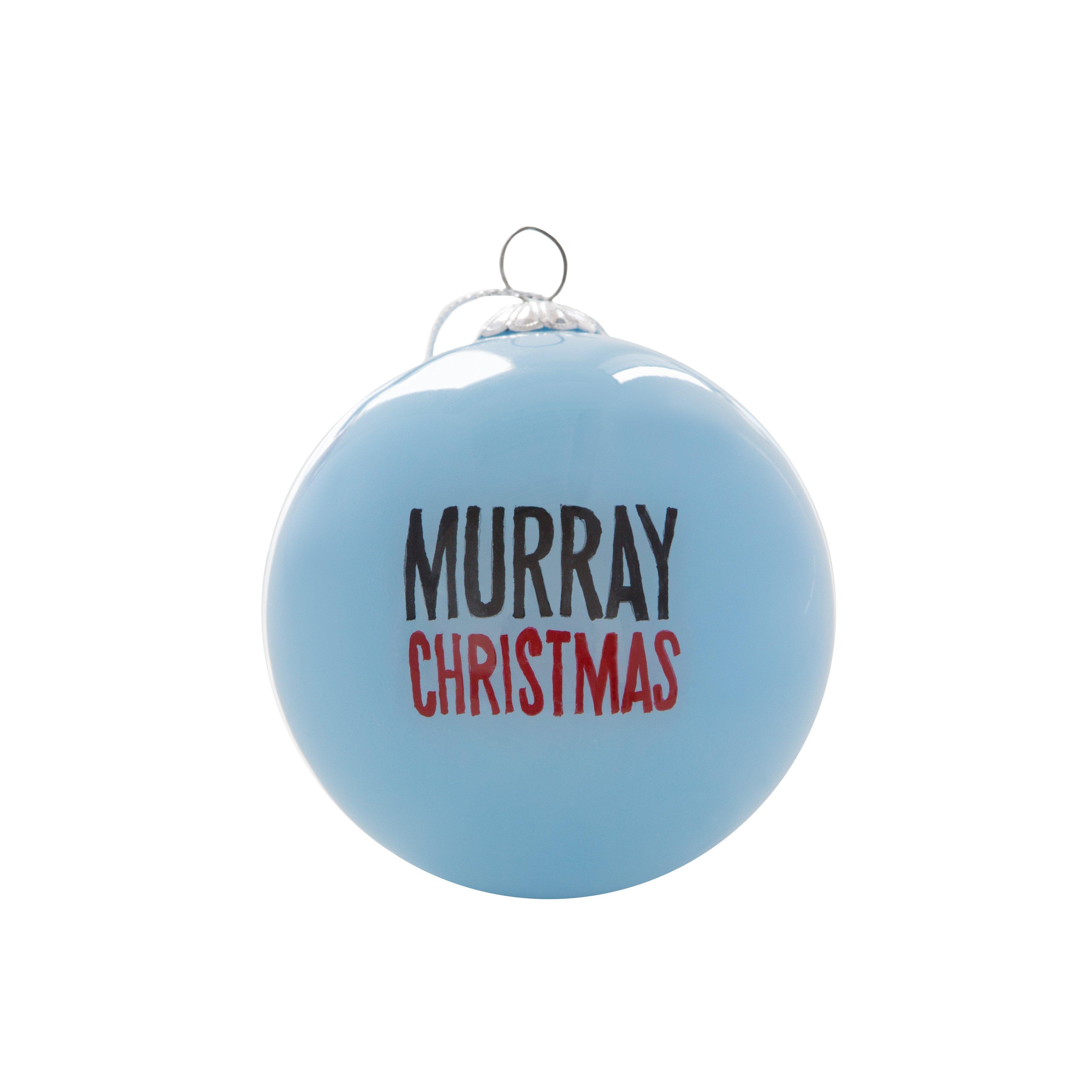 Bill Murray Christmas Bauble - BALTIC Shop