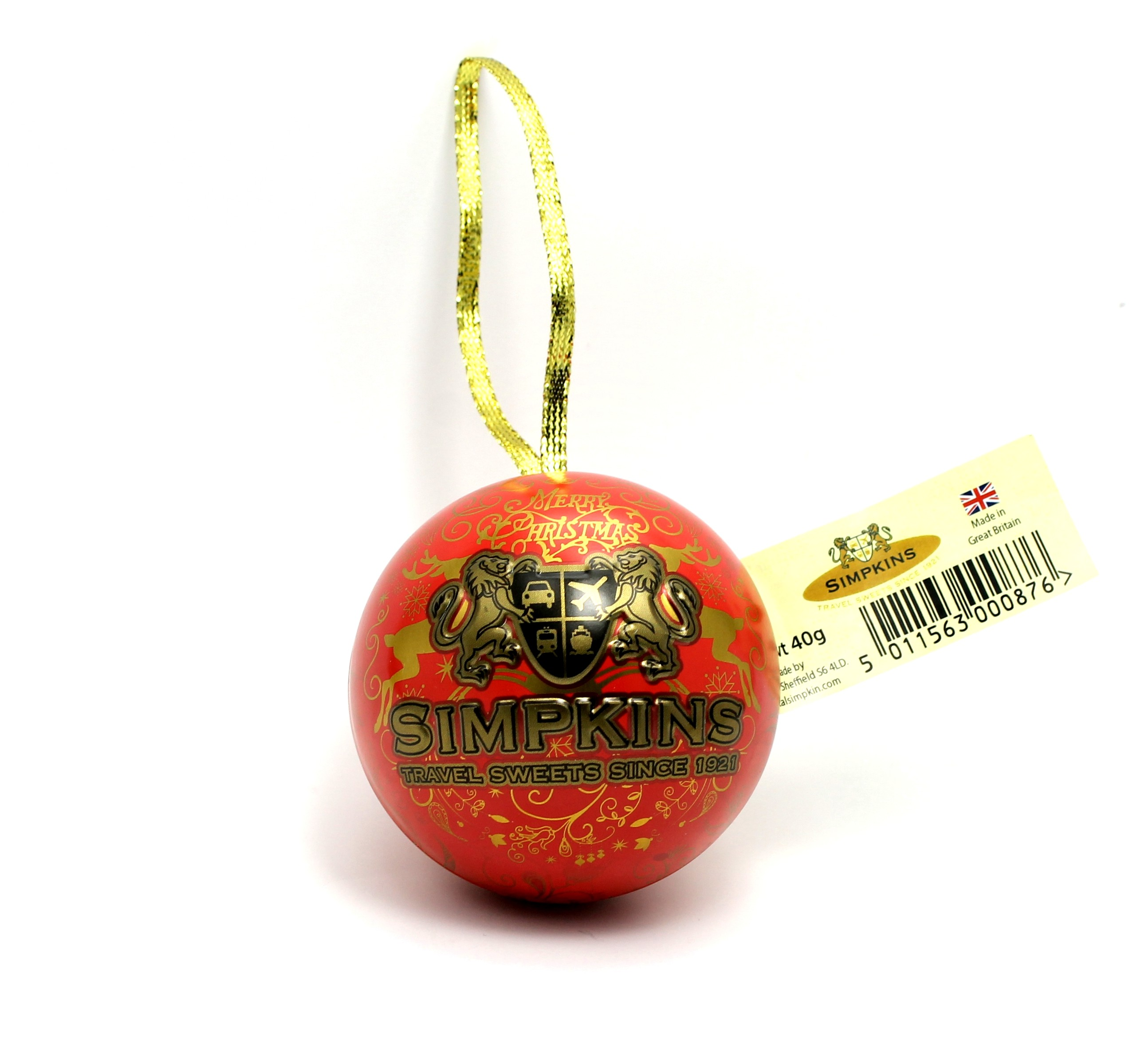 Vintage Christmas Bauble