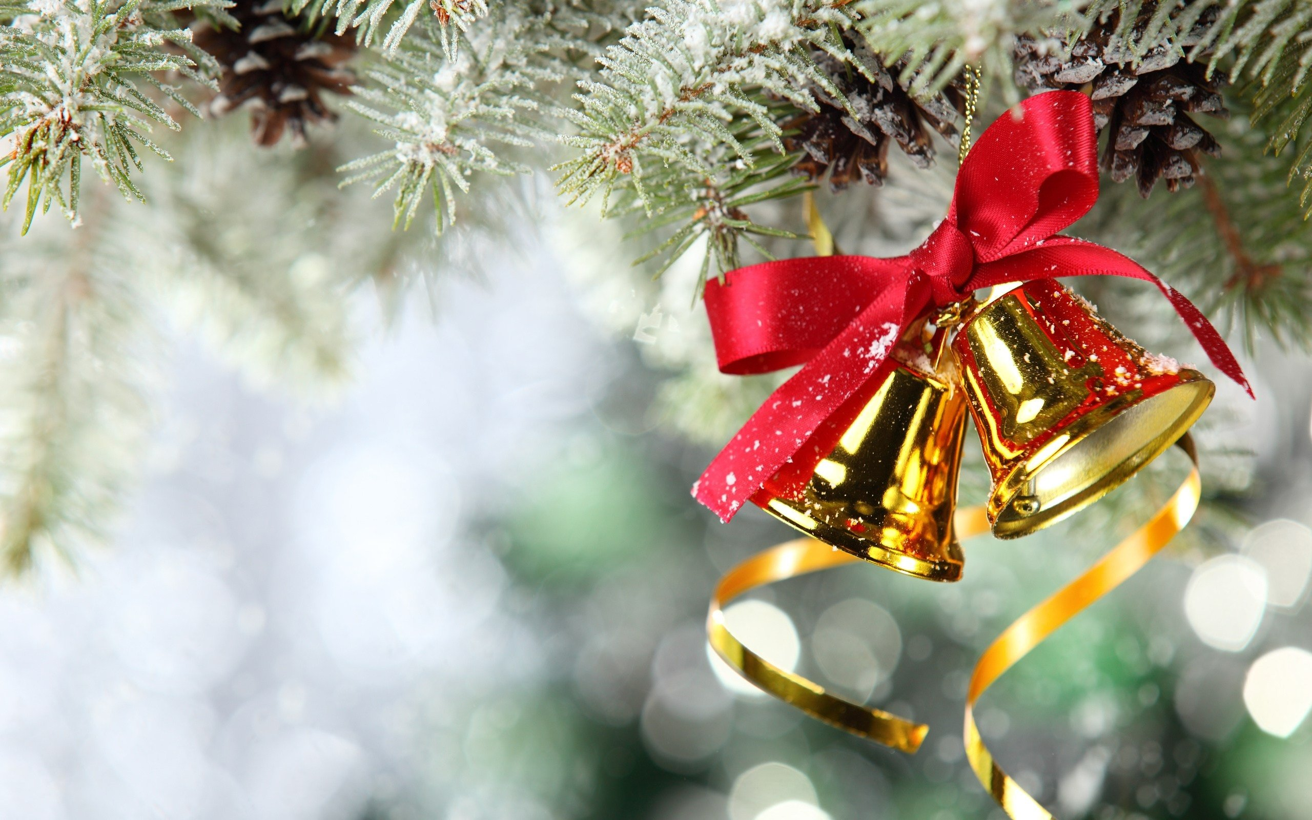 Free christmas bell decoration online. Christmas Bell Ornaments ...