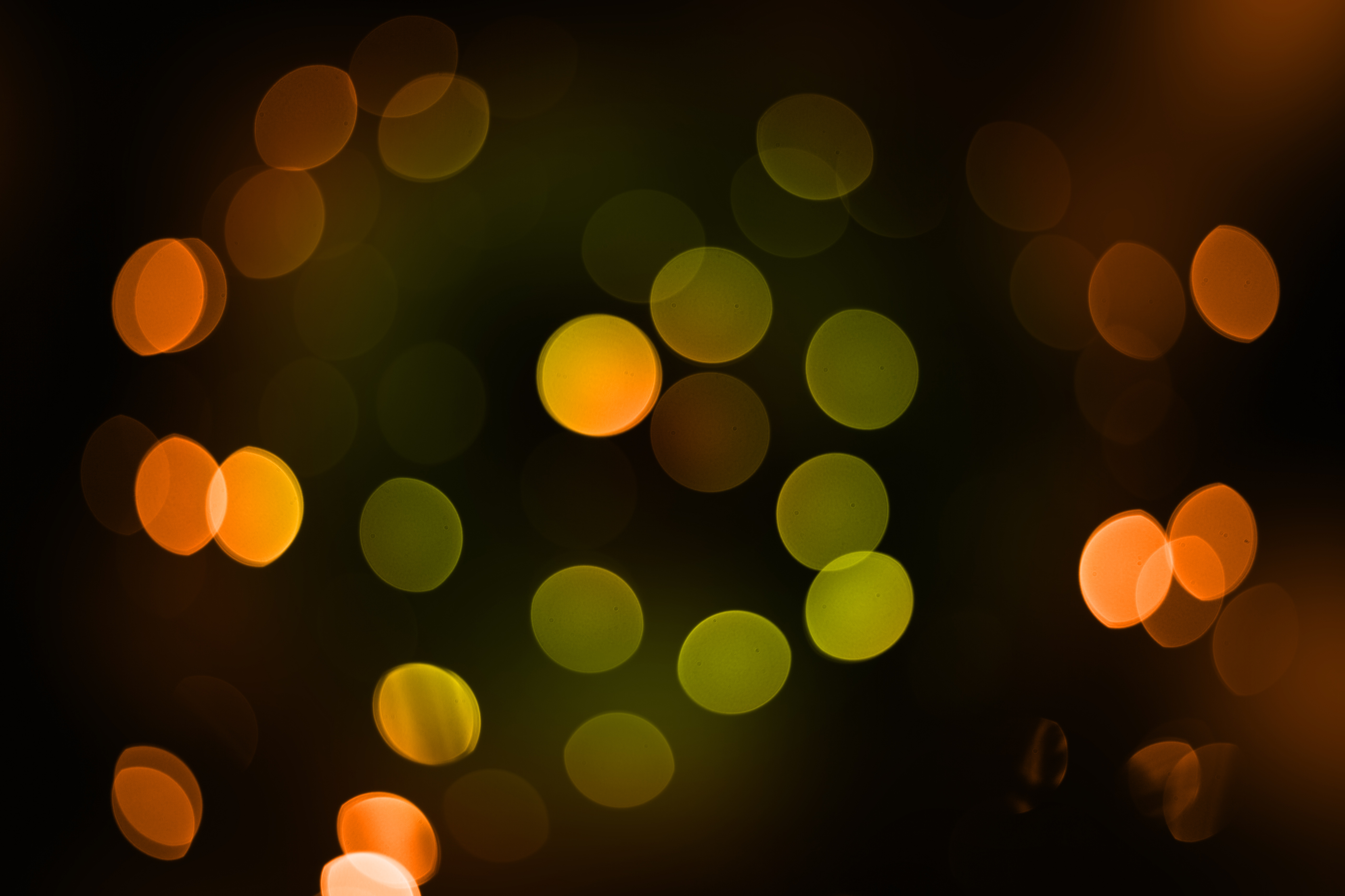 Christmas Bokeh, Abstract, Blur, Blurry, Bokeh, HQ Photo