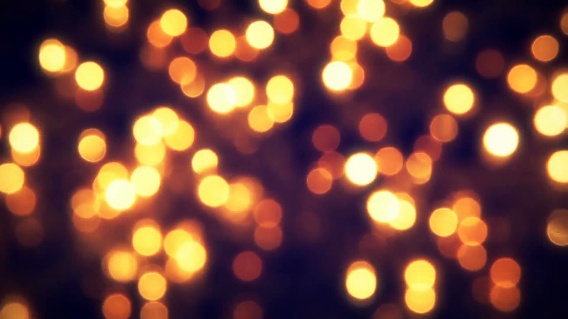 flashing christmas lights bokeh seamless loop background Stock Video ...