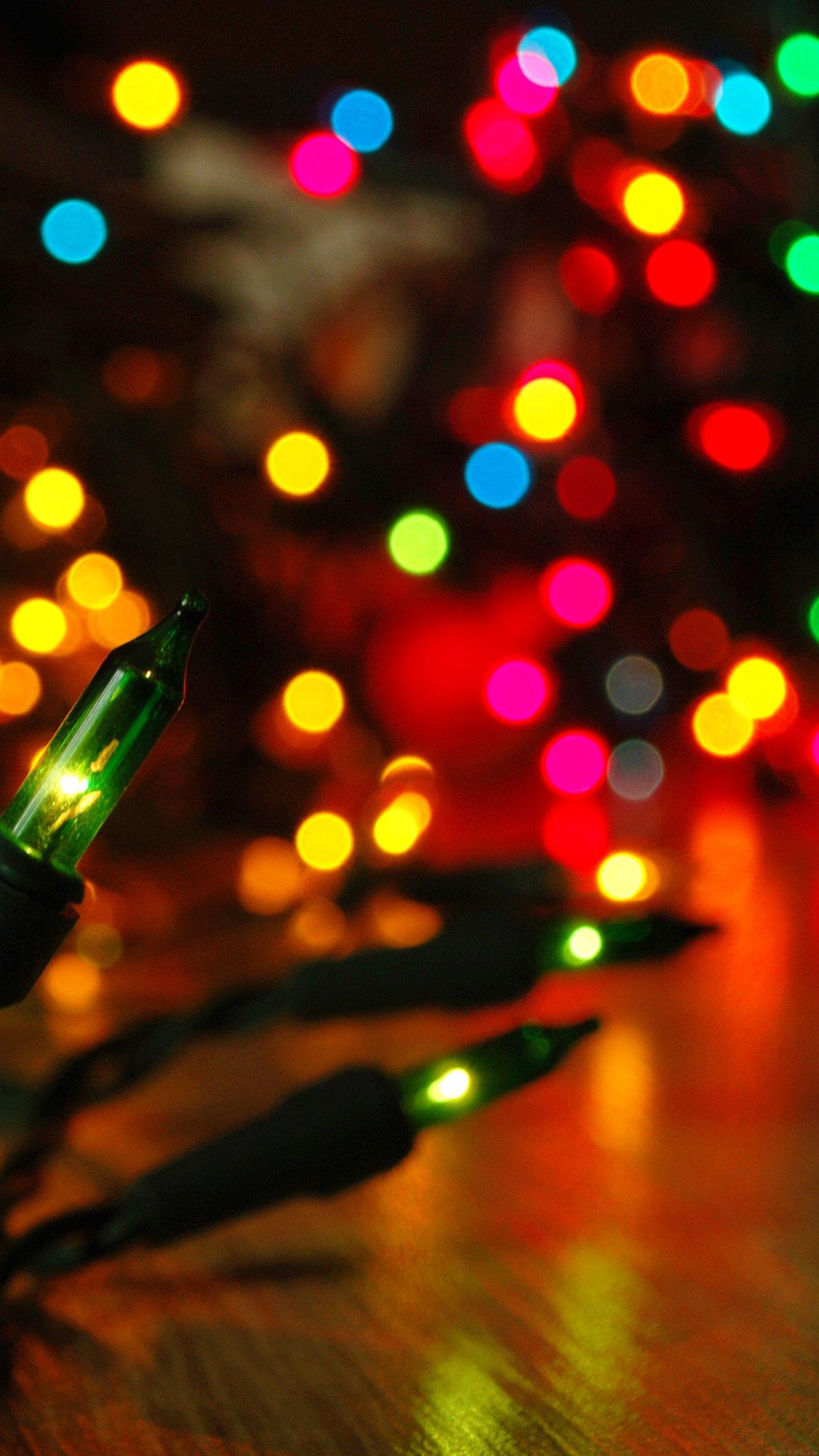 I Love Papers | mj85-christmas-lights-holiday-bokeh