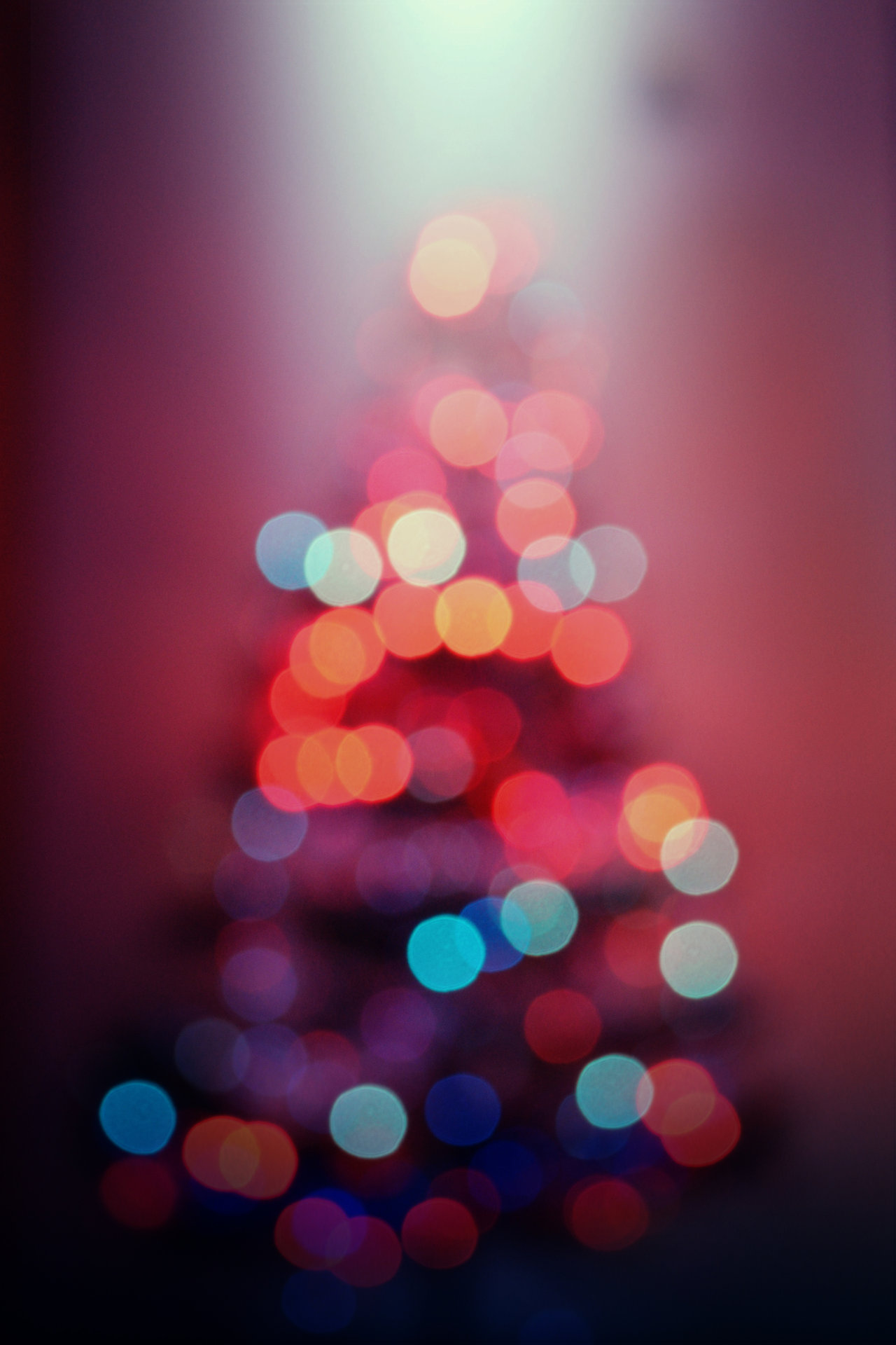 Christmas bokeh by despicablealexis on DeviantArt