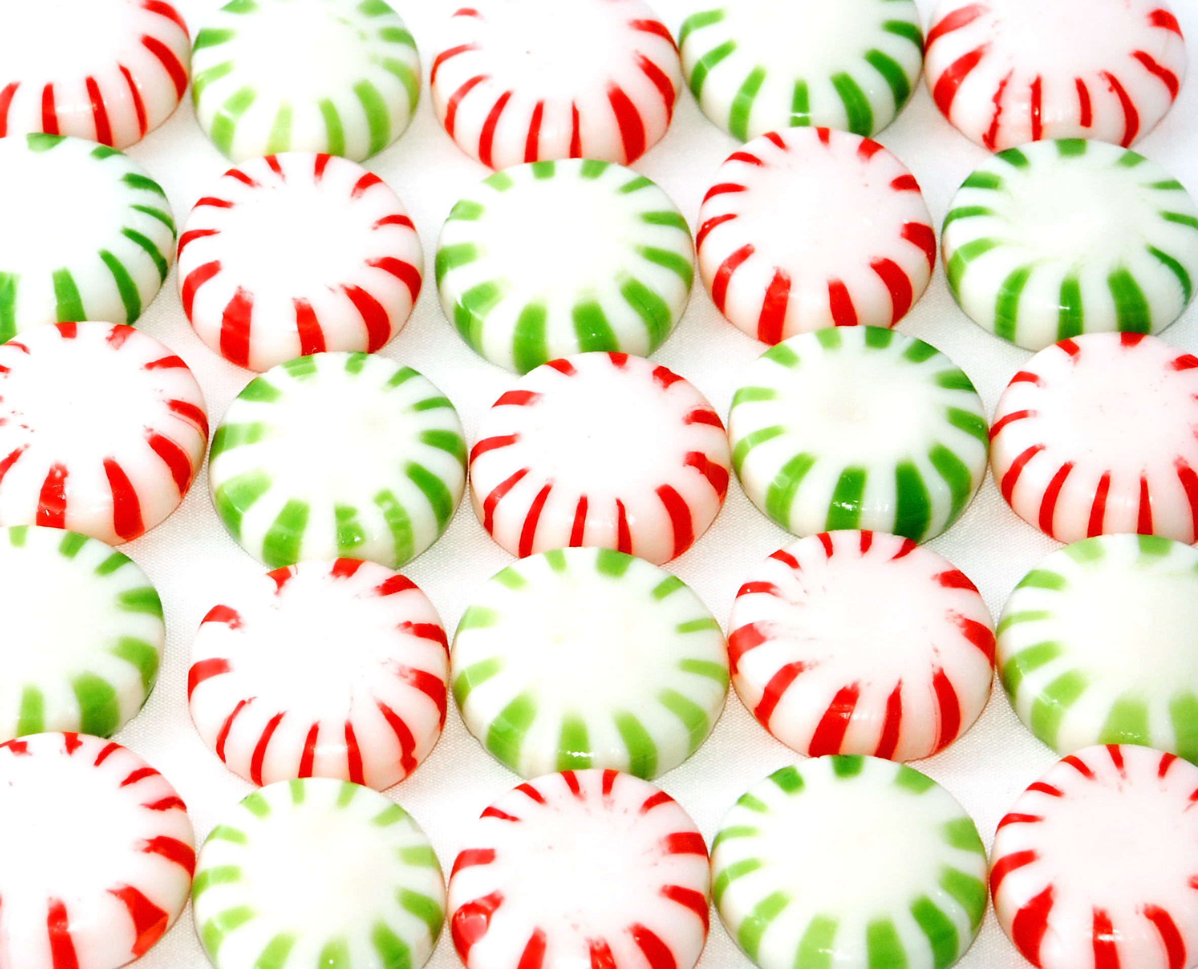 Christmas candy photo