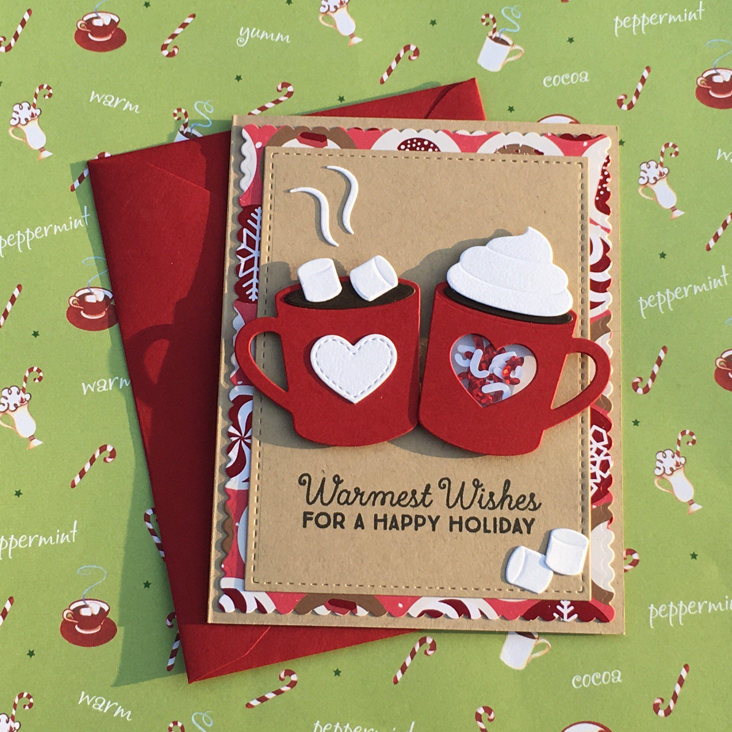 Holiday Hot Cocoa - Scrapbook.com … | Pinteres…