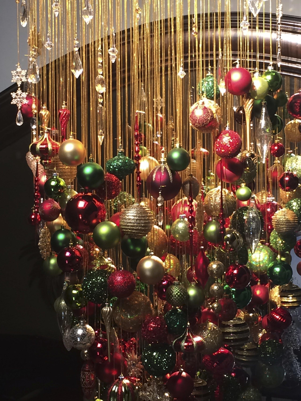 Christmas Decorations Home Tour 2013 by Interior Designer ...