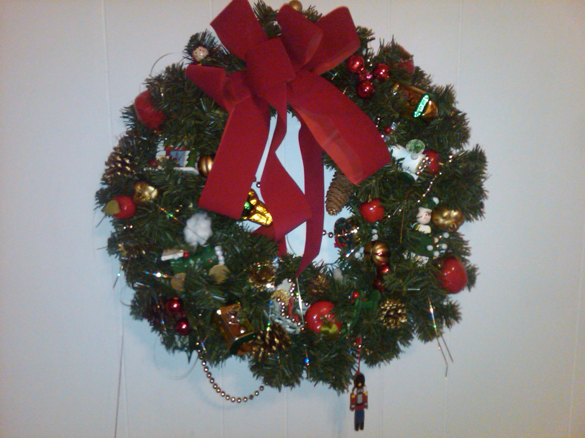 7 things – christmas decorations