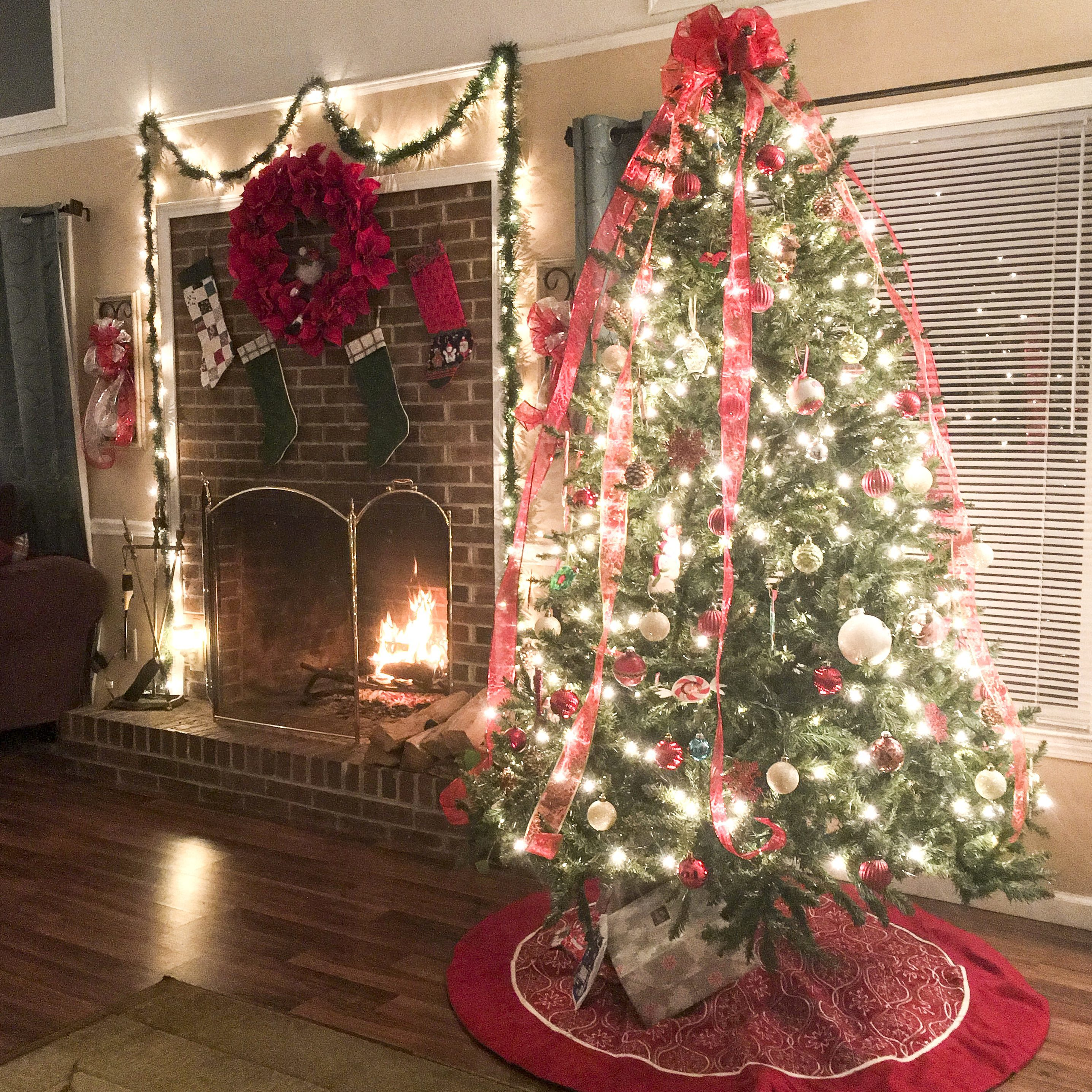 Free picture: Christmas, decoration, celebration, interior, holiday