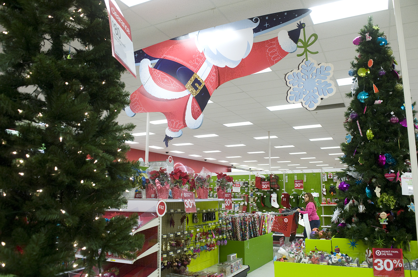 Target Is Taking on 'Christmas Creep,' Just in Time for Thanksgiving