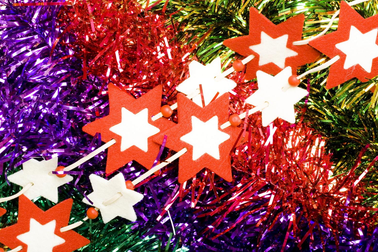 christmas decoration, Newyear, Ornament, Stars, Merry, HQ Photo