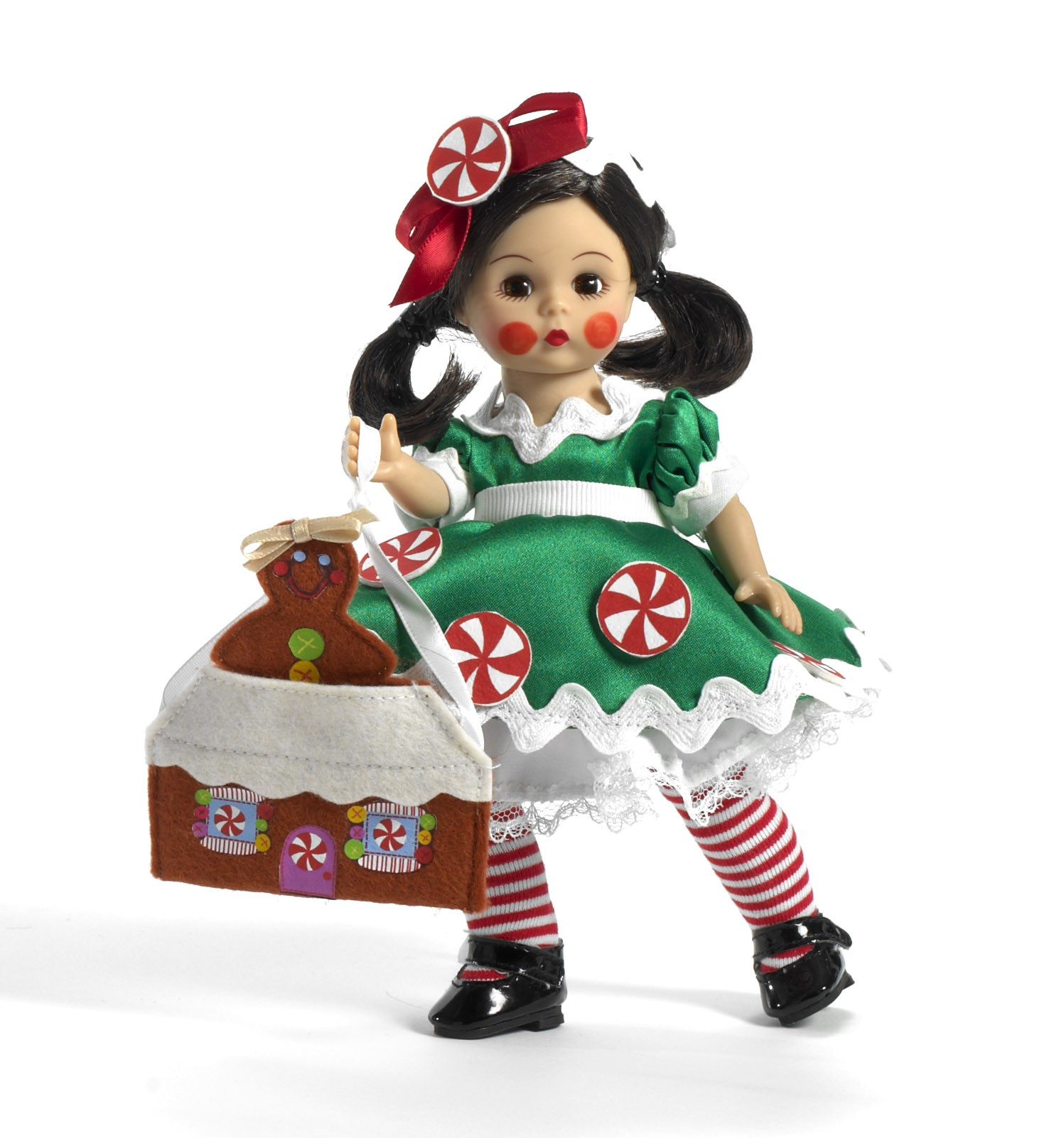 Christmas dolls photo