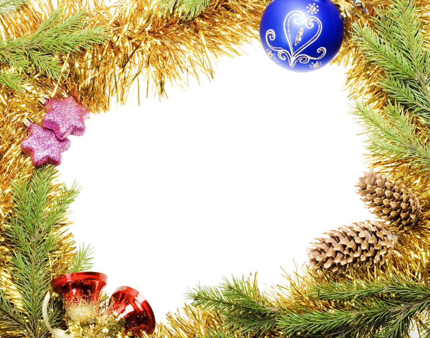 Christmas frame, Year, Isolated, Xmas, Winter, HQ Photo