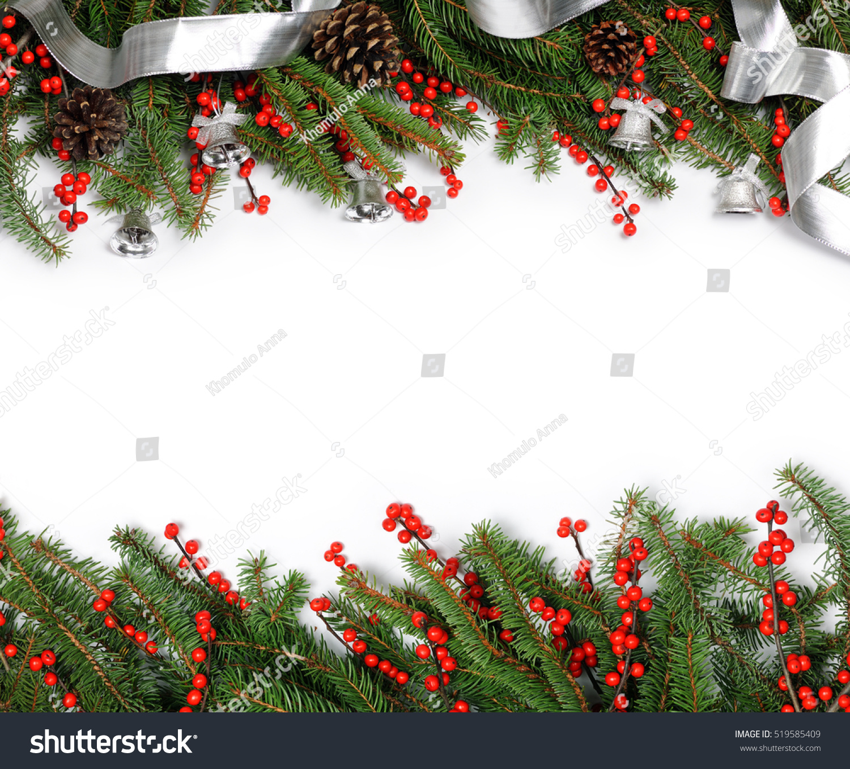 Christmas Frame Stock Photo 519585409 - Shutterstock
