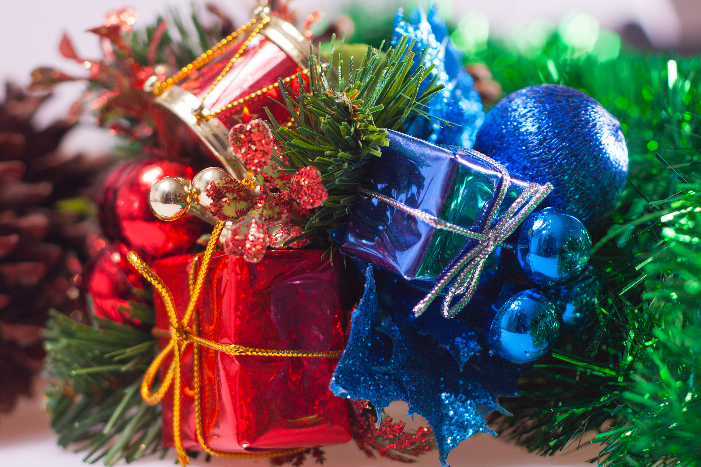 Christmas Ornaments, Ball, Holiday, Winter, Tree, HQ Photo