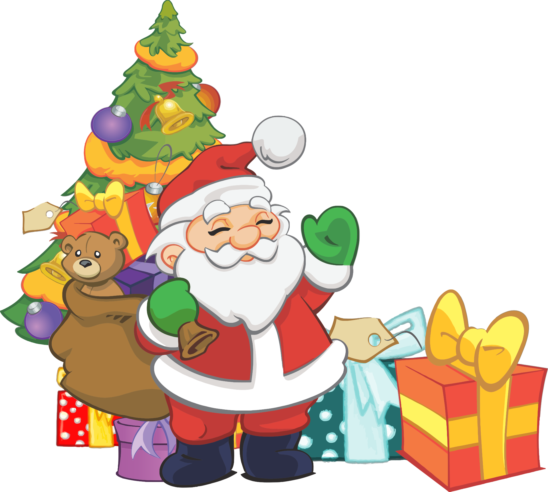 Christmas Santa, Christmas Santa