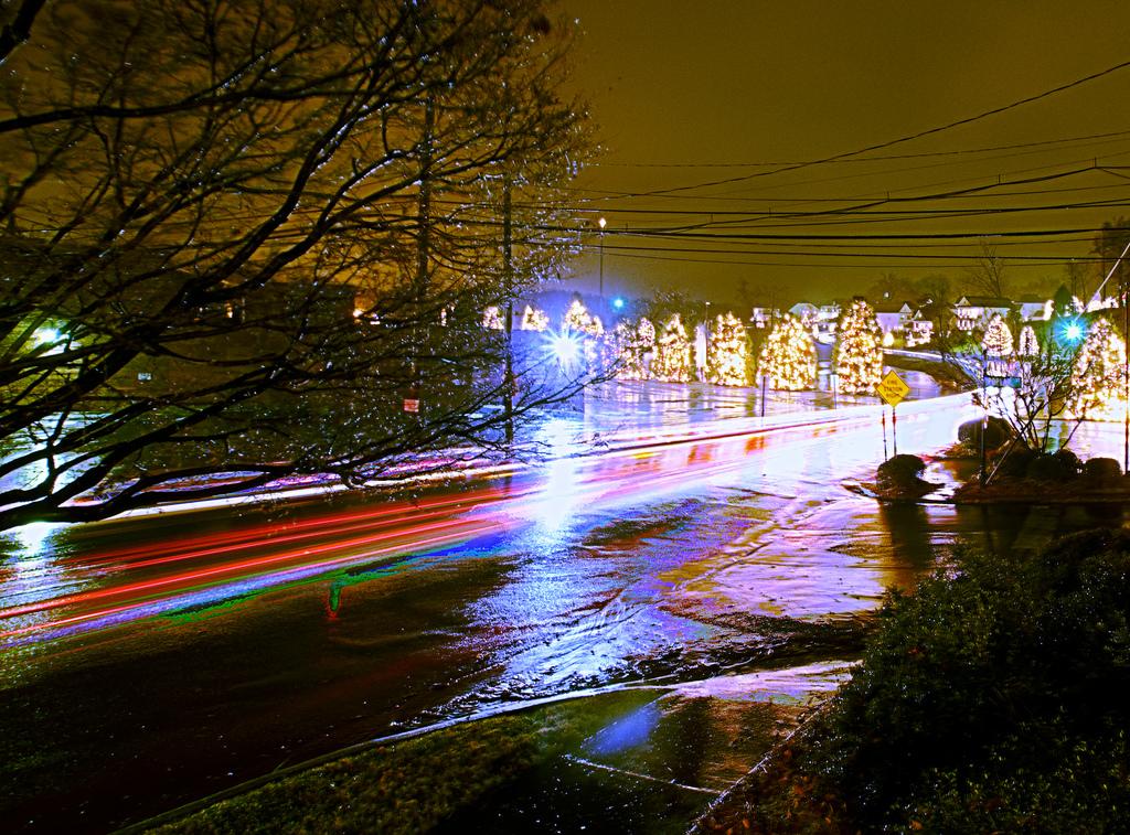 Christmas town usa photo