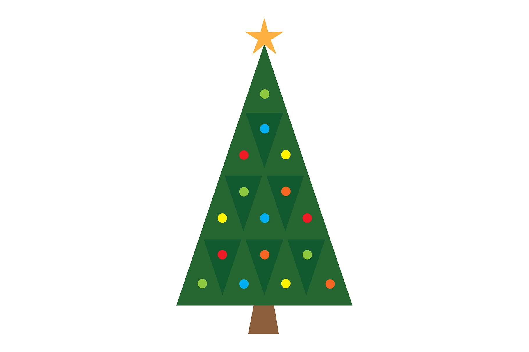 Christmas Tree ~ Icons ~ Creative Market