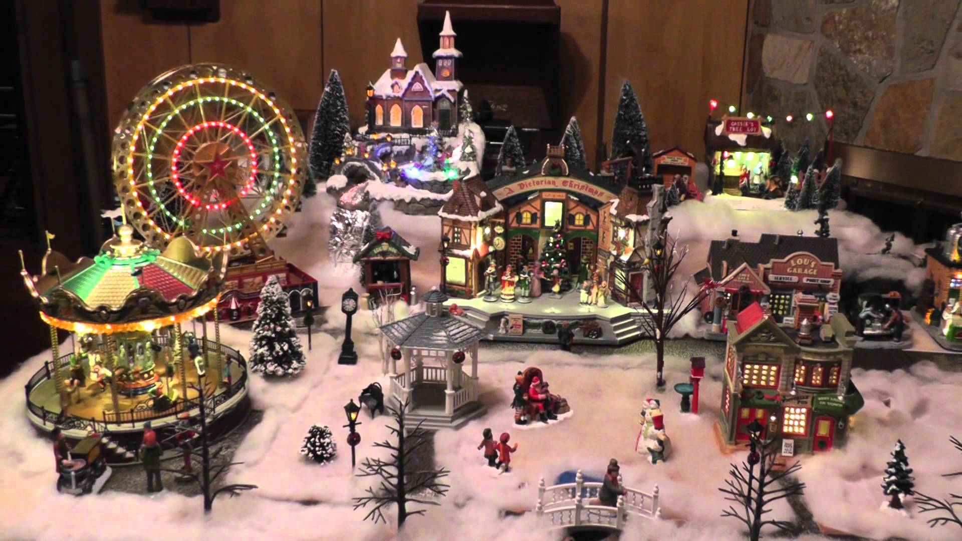 Christmas Villages.Free Photo Christmas Village Village Winter Object