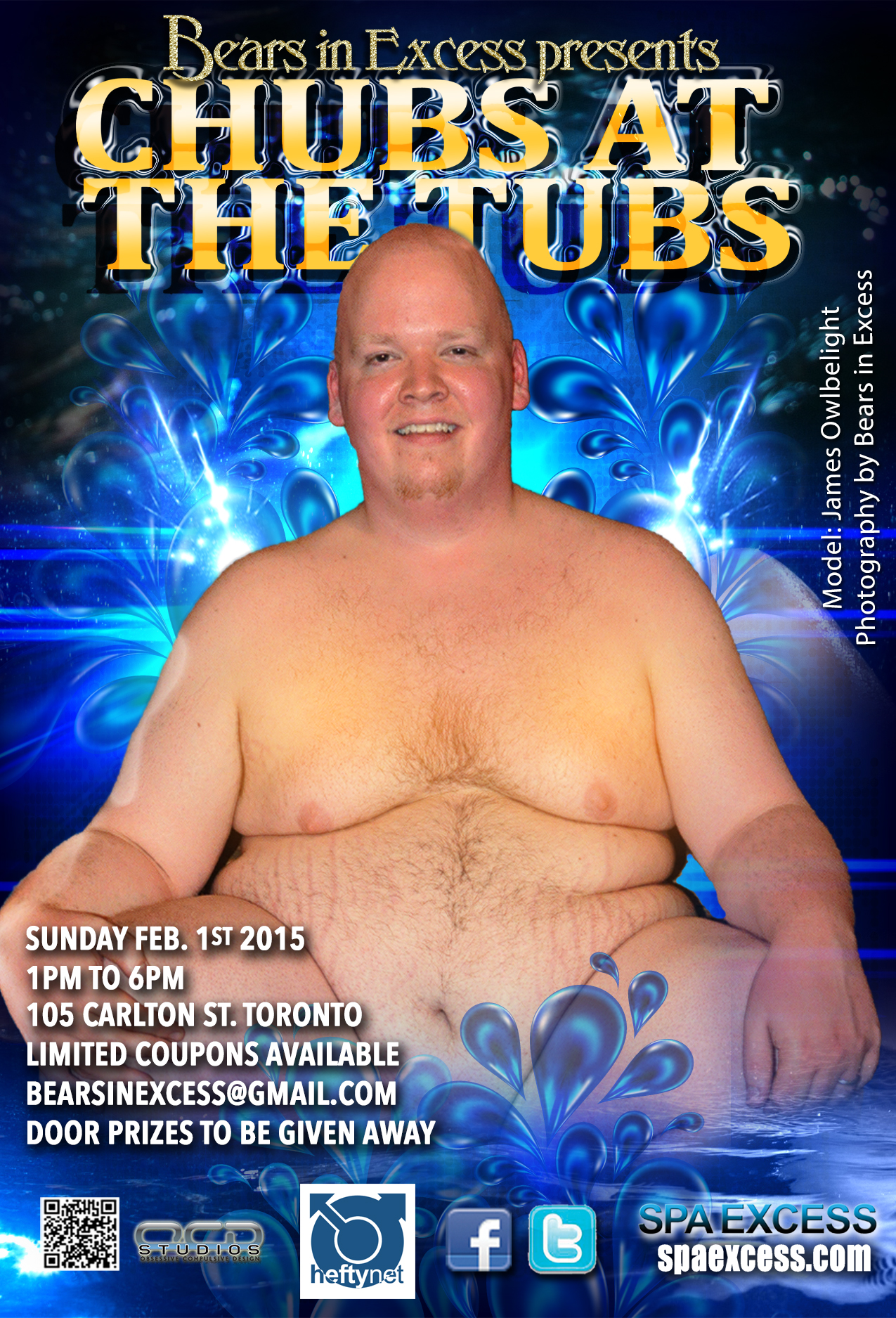 Chubs at the Tubs: Sunday, February 1st, 2015 | Bears in Excess + ...