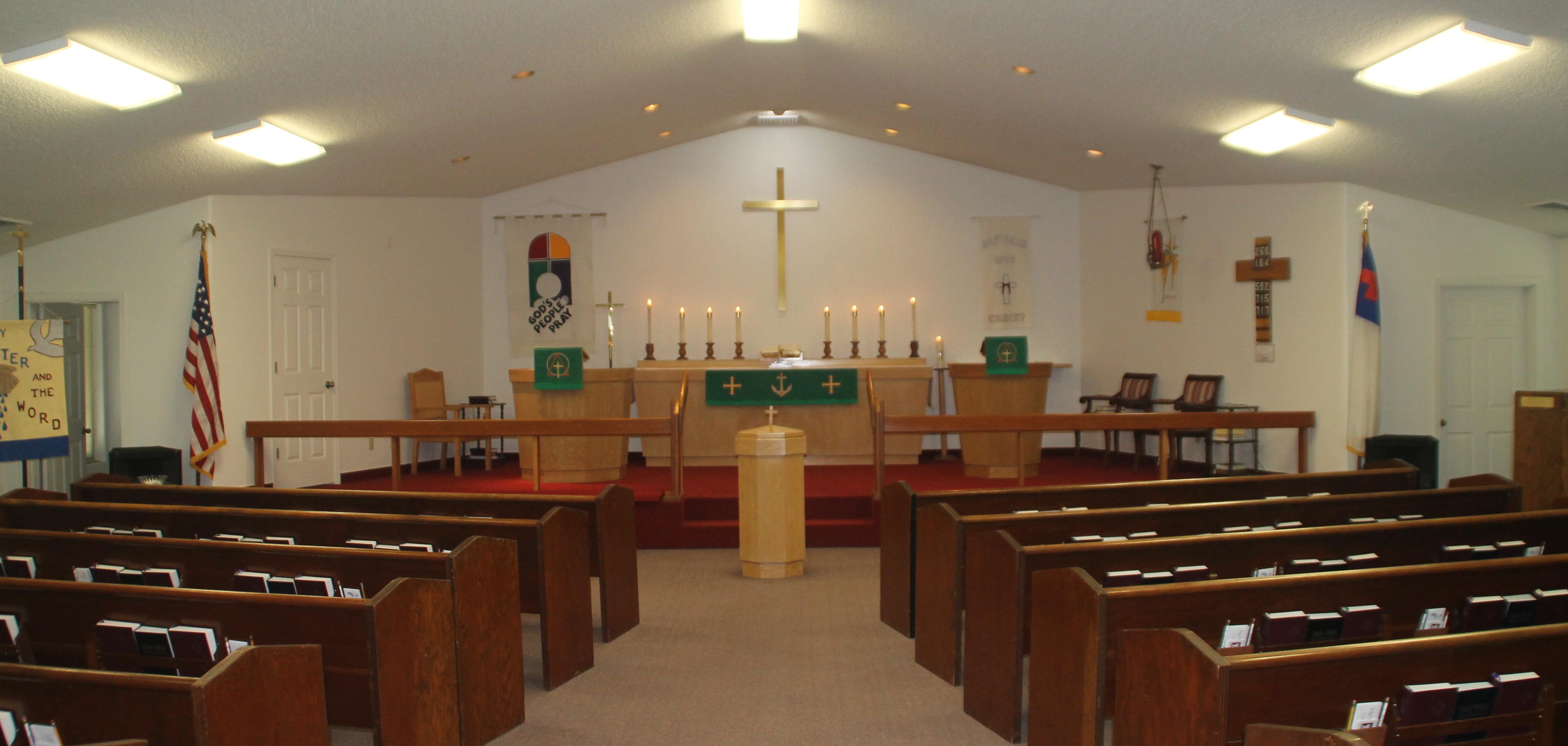 Faith Lutheran Church - Rogue River, OR