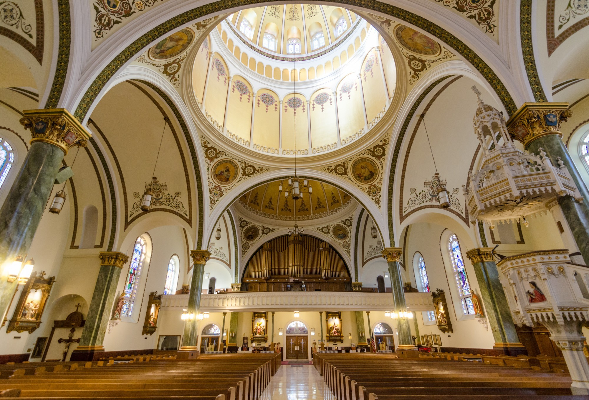 Churches By Bus · Tours · Chicago Architecture Foundation - CAF
