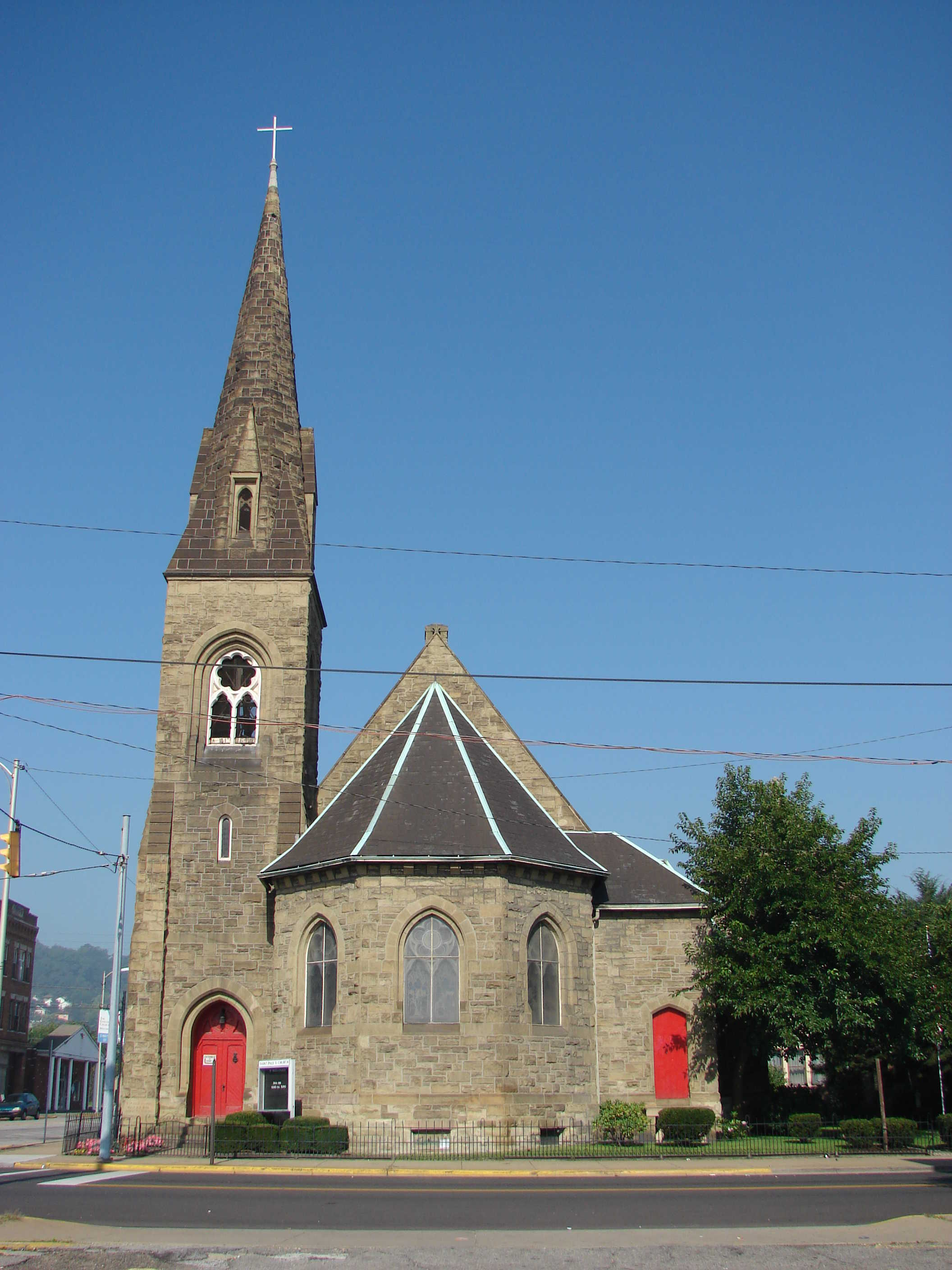 Historical Steubenville Churches - Steubenville Visitor Center