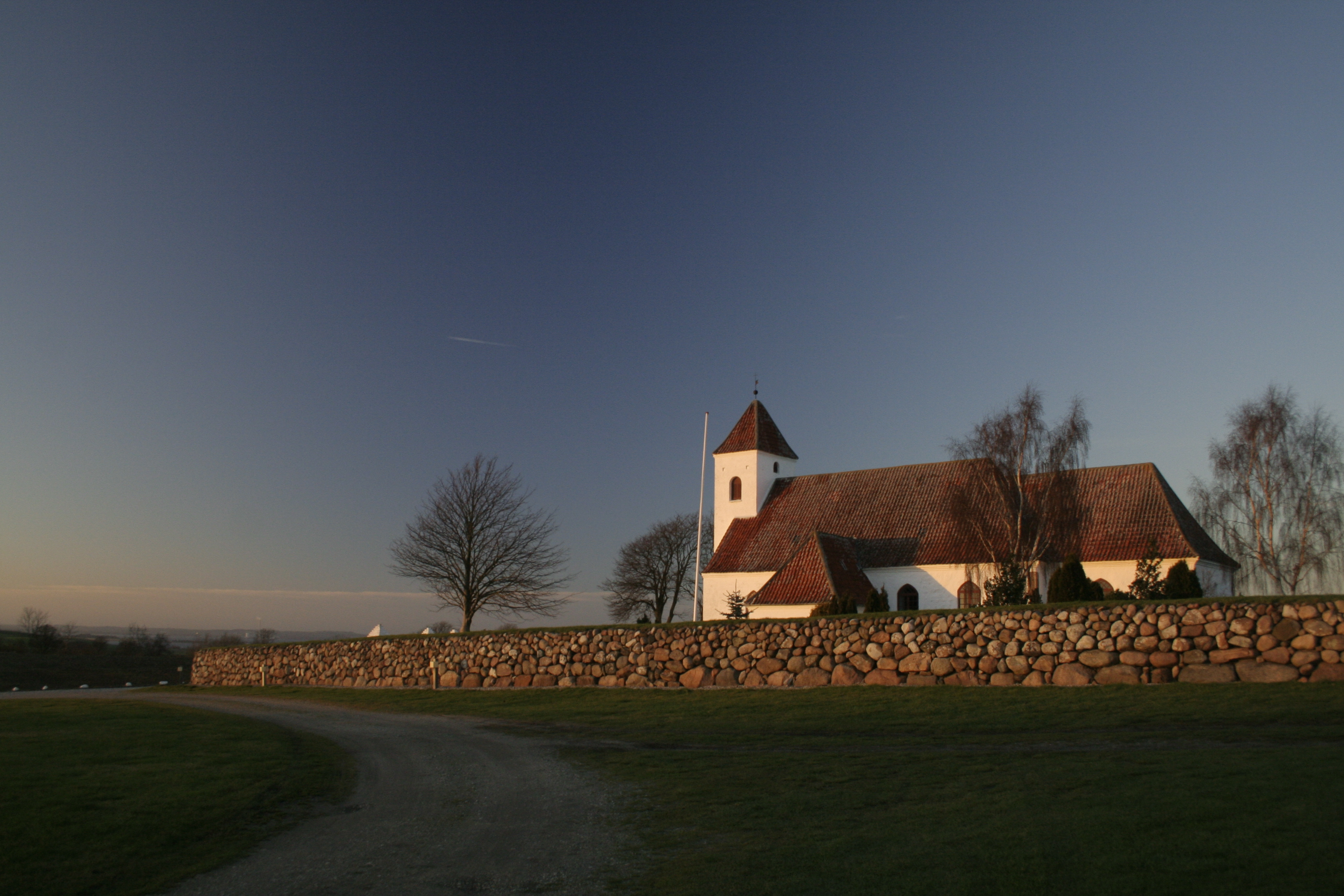 Church, Building, Burial, Cemetery, Nature, HQ Photo