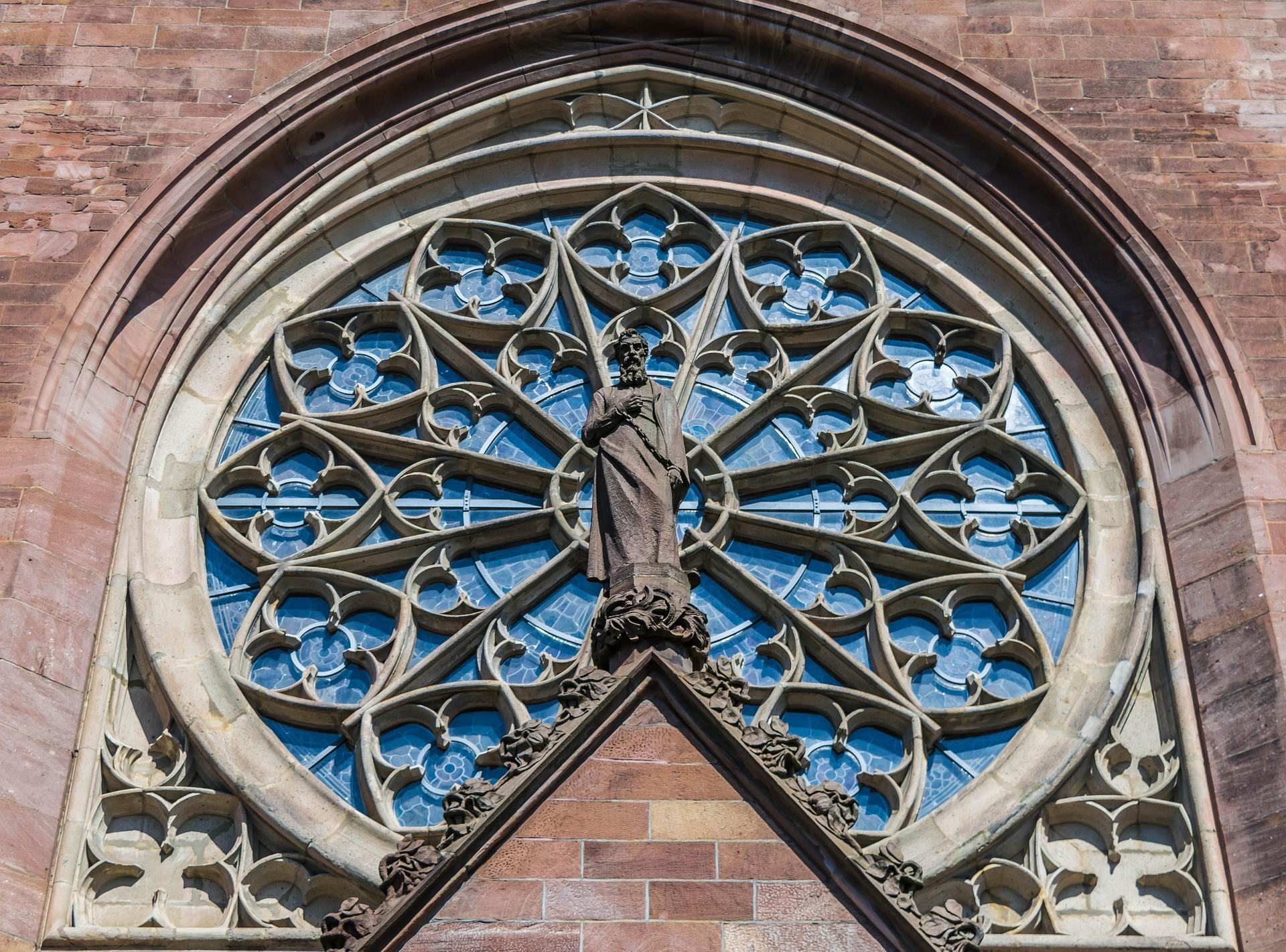 Church architecture photo