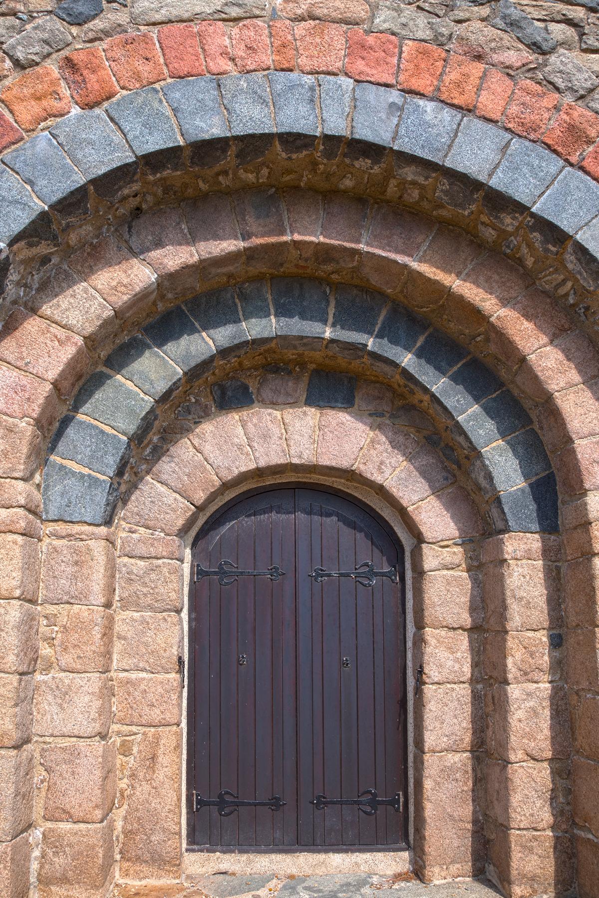 Church door - hdr photo