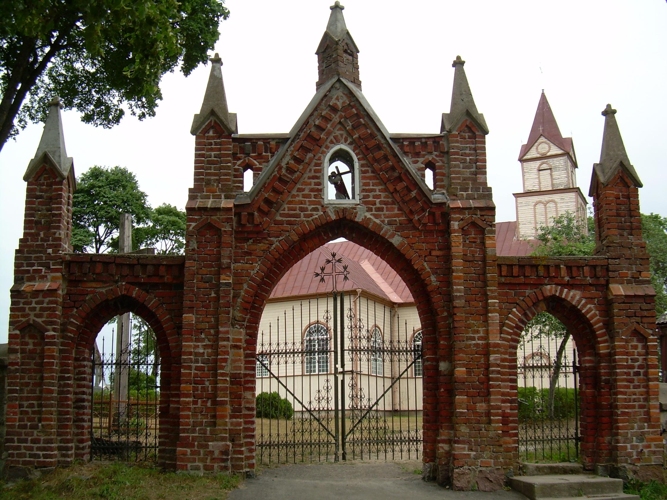 File:BZN Lieplauke church gate.jpg - Wikimedia Commons
