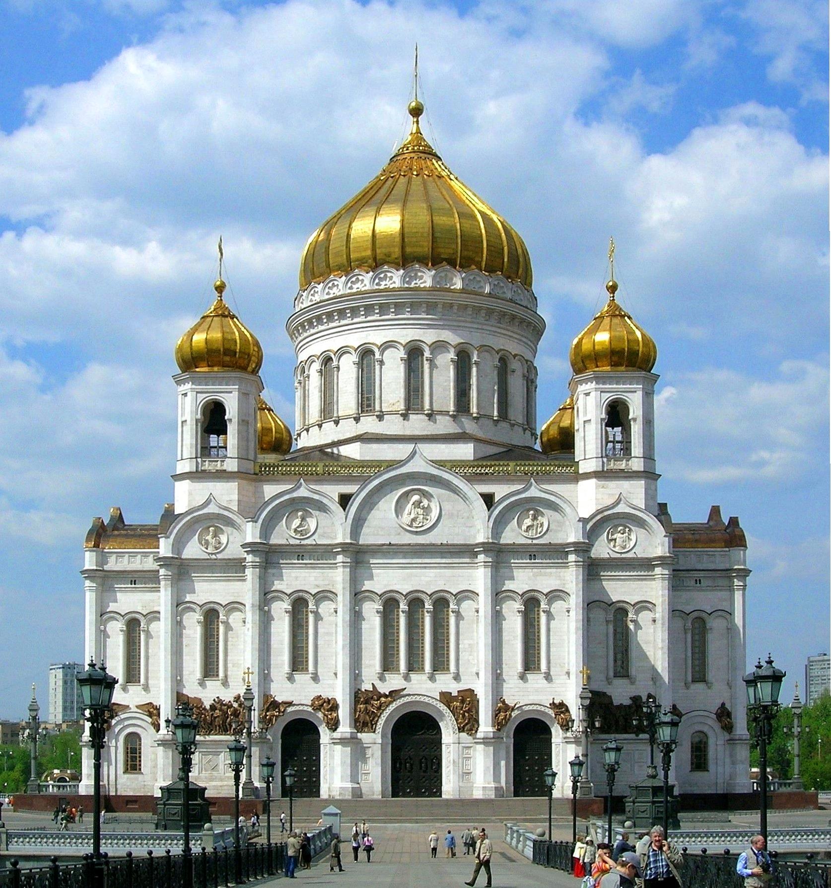 Russian church photo