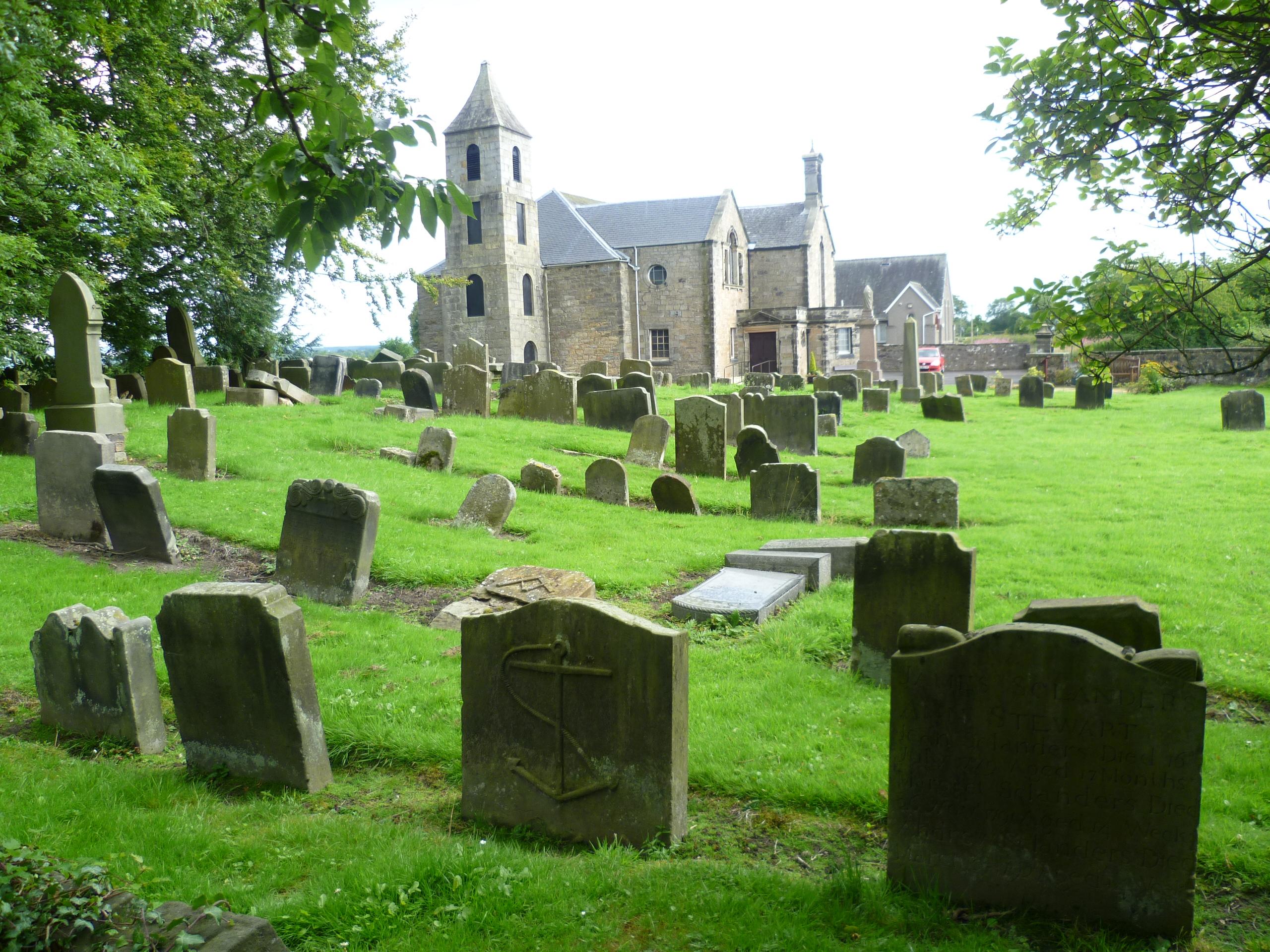 File:Bothkennar Parish Church and Churchyard.JPG - Wikimedia Commons