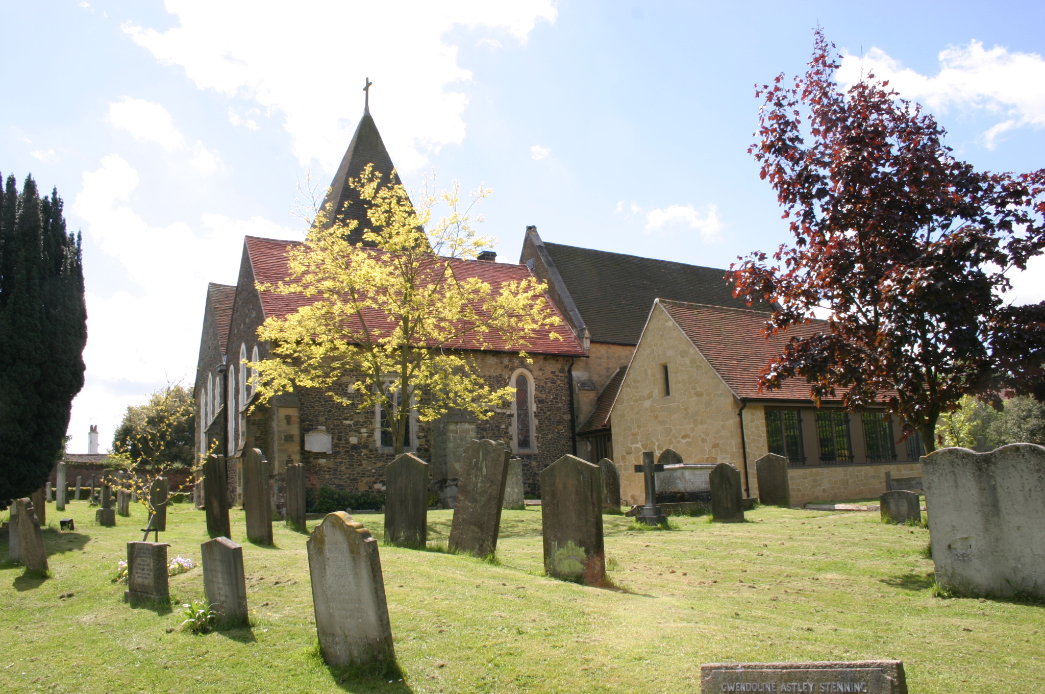 Our Churchyard - St Peter's Limpsfield