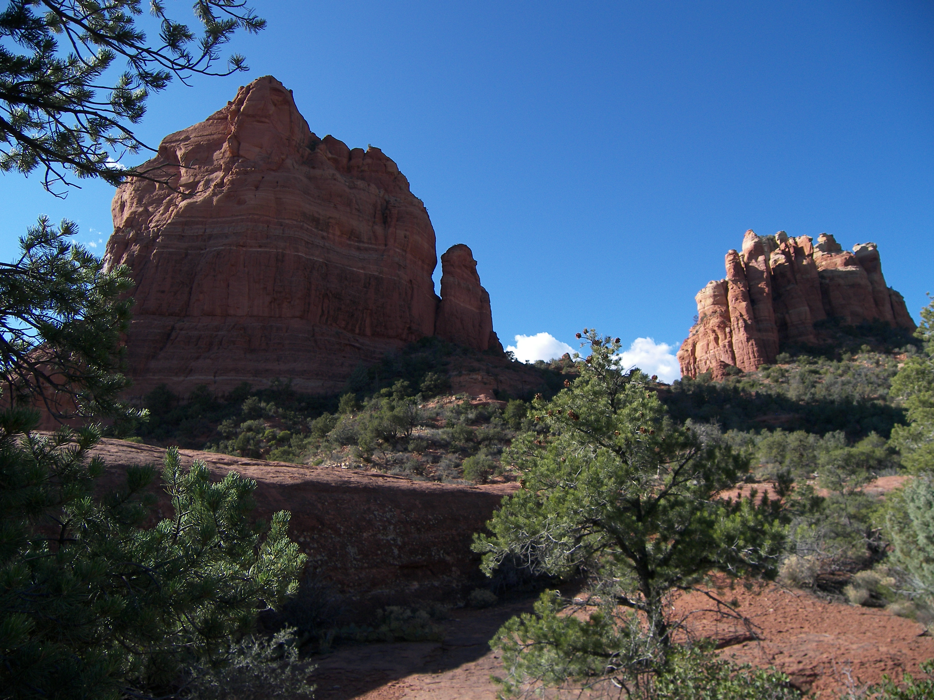 Cibola mittens hike photo