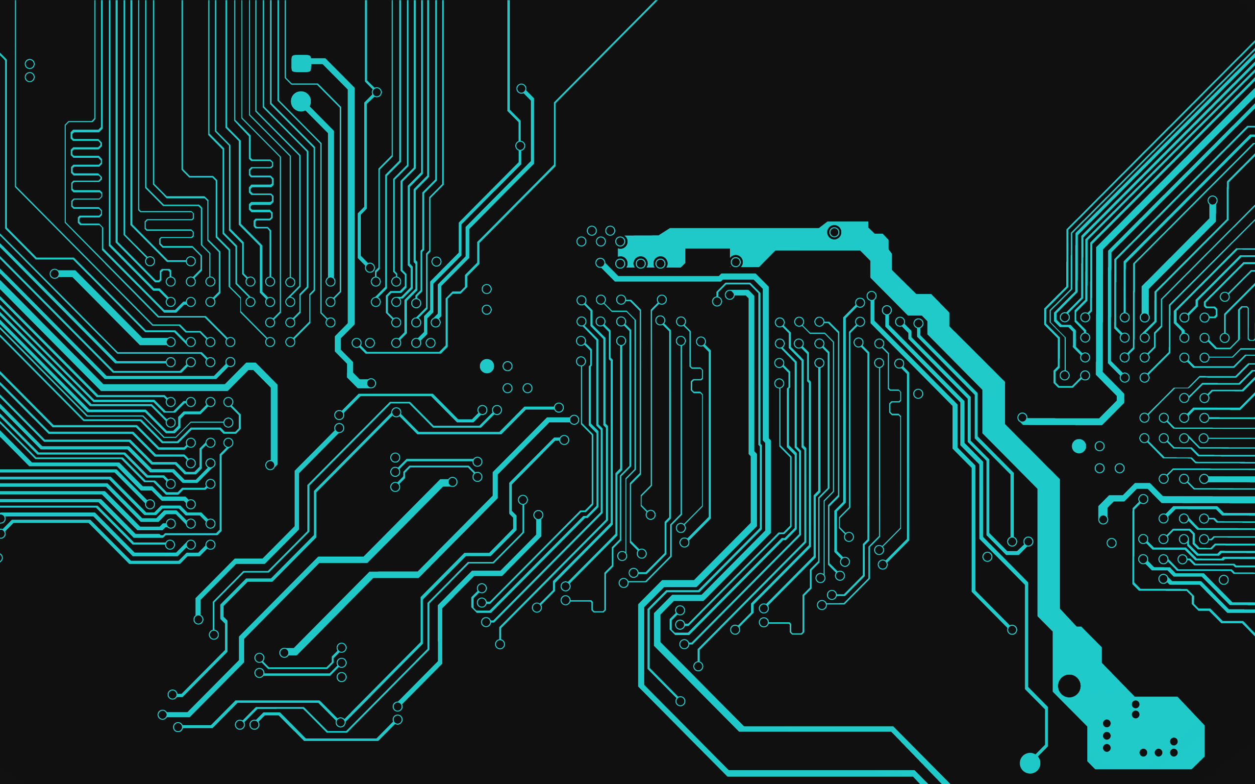 free photo circuit green hardware electronics free download