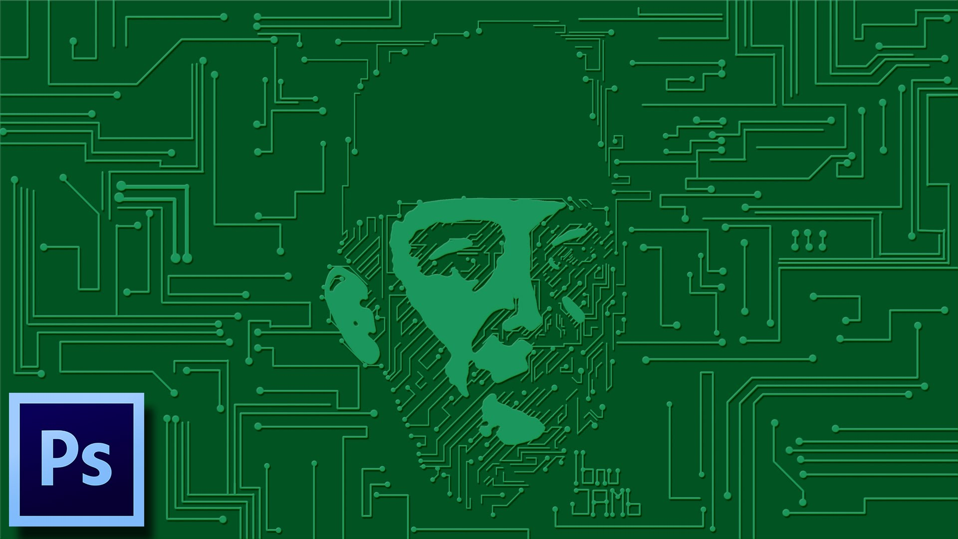 Free Photo Circuit Board Green Solder Electronics The